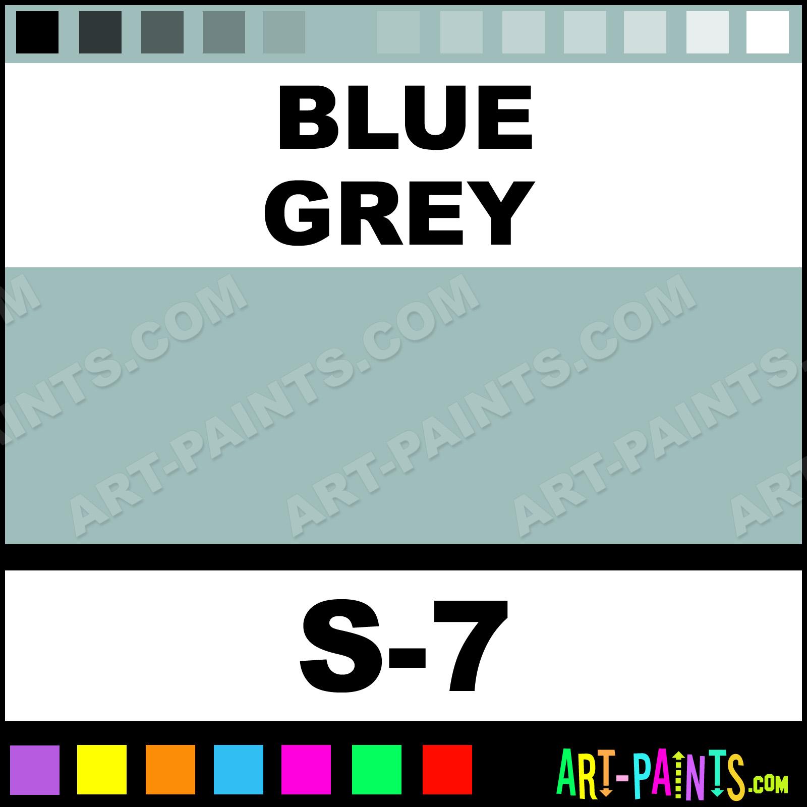 Blue Gray Paint Colors 1600 x 1600