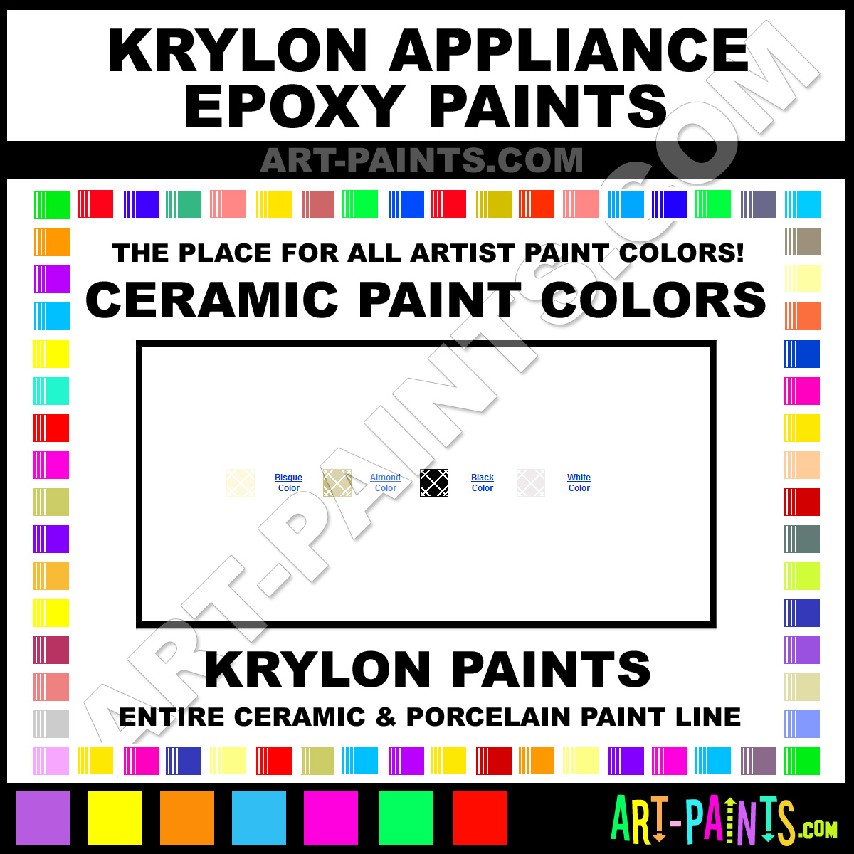 Krylon Appliance Epoxy Ceramic Porcelain Paint Colors Krylon Appliance Epoxy Paint Colors