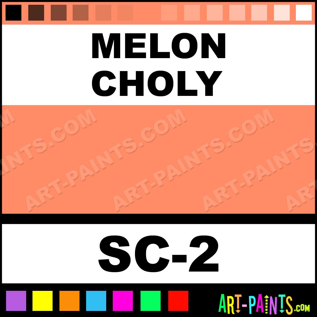 Melon Spray Paint