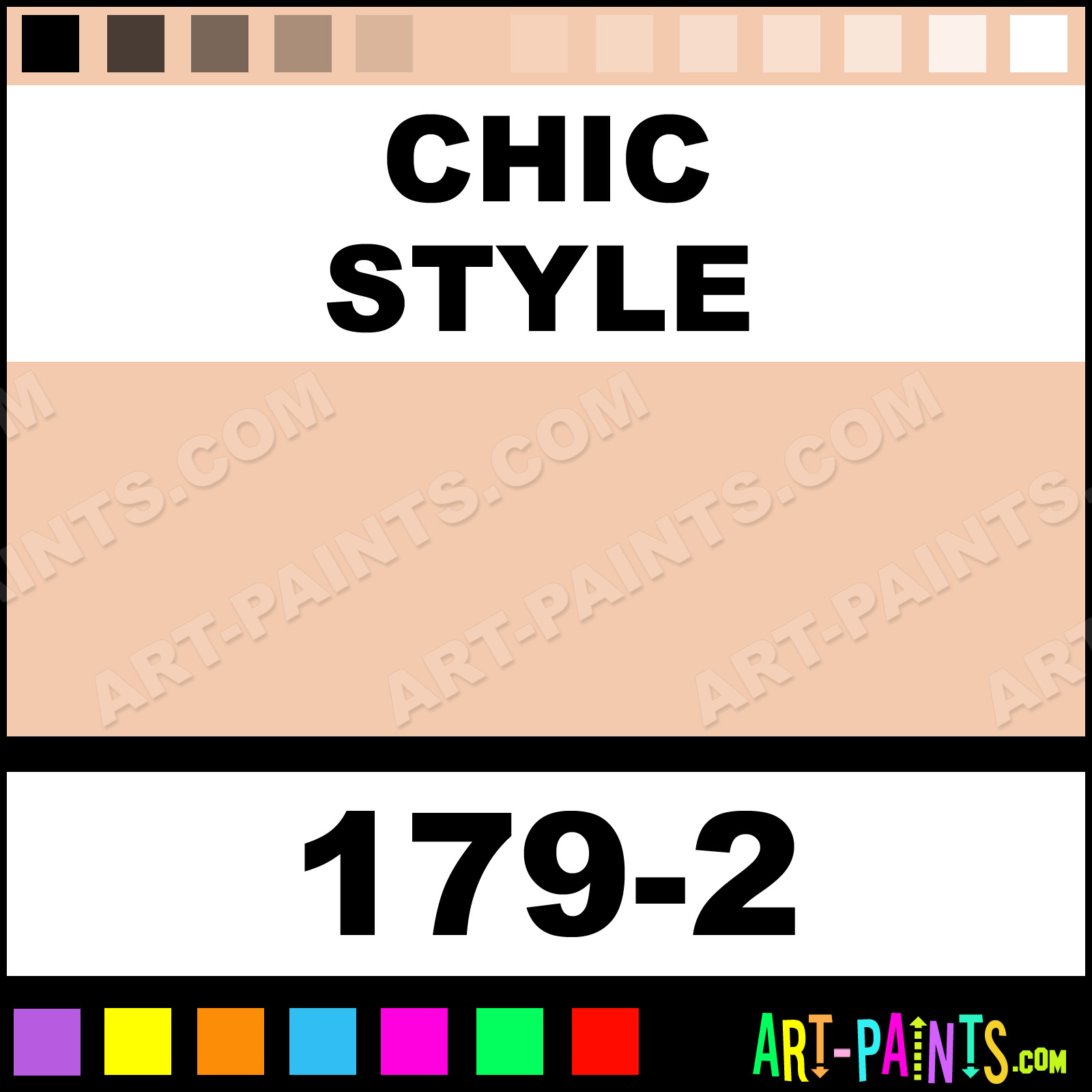 Chic Style Ultra Ceramic Ceramic Porcelain Paints 179 2