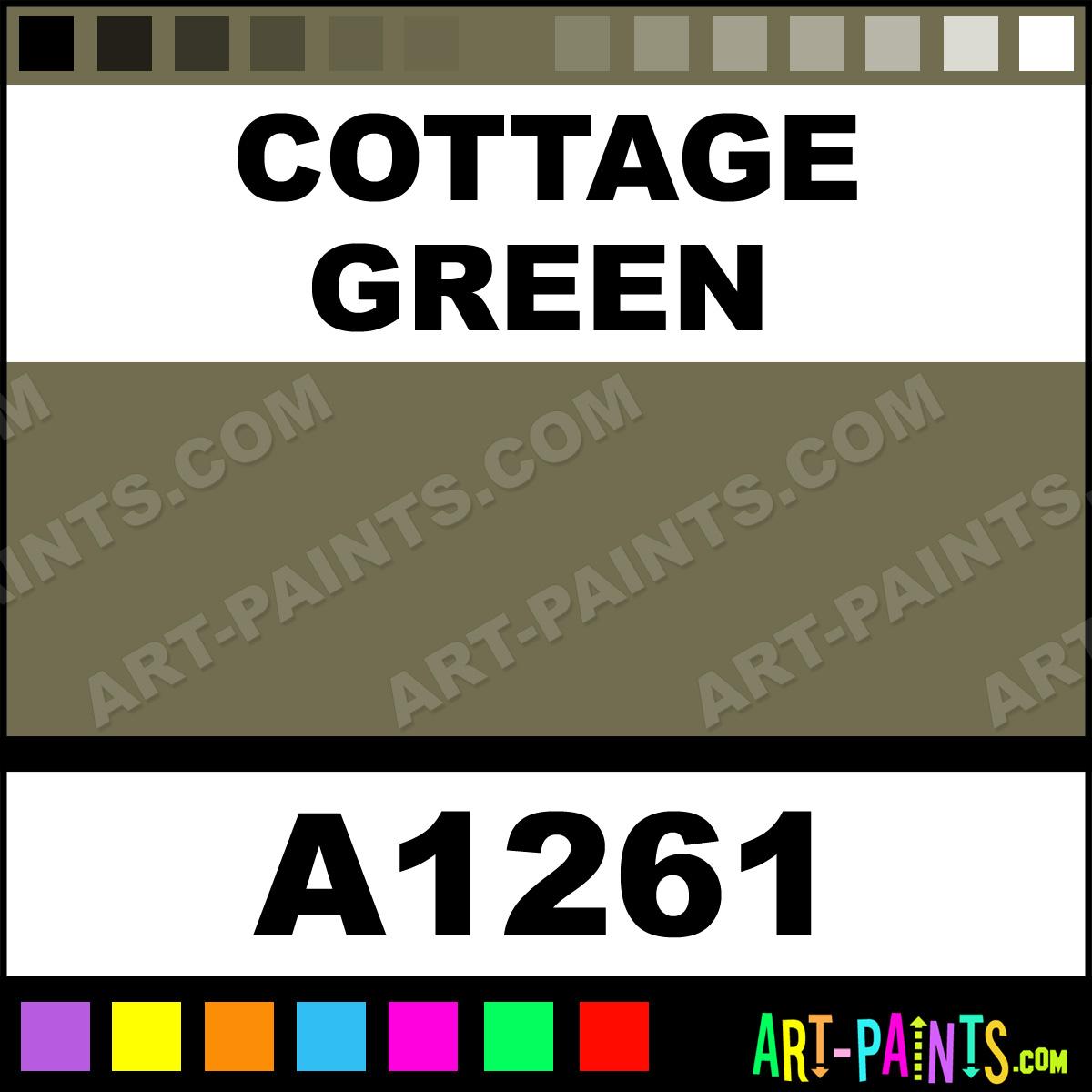 cottage green ultra ceramic ceramic porcelain paints On cottage green paint