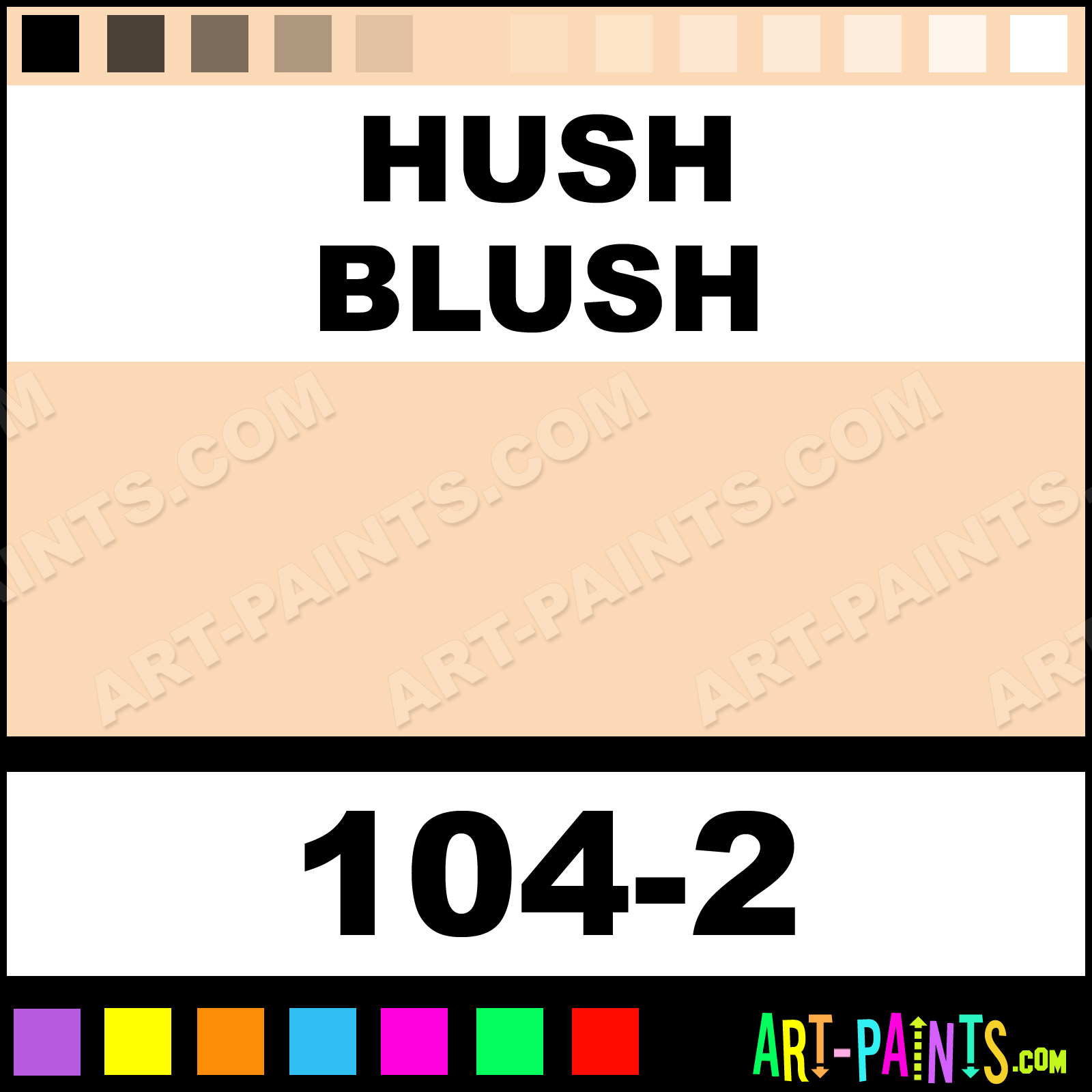 hushblush