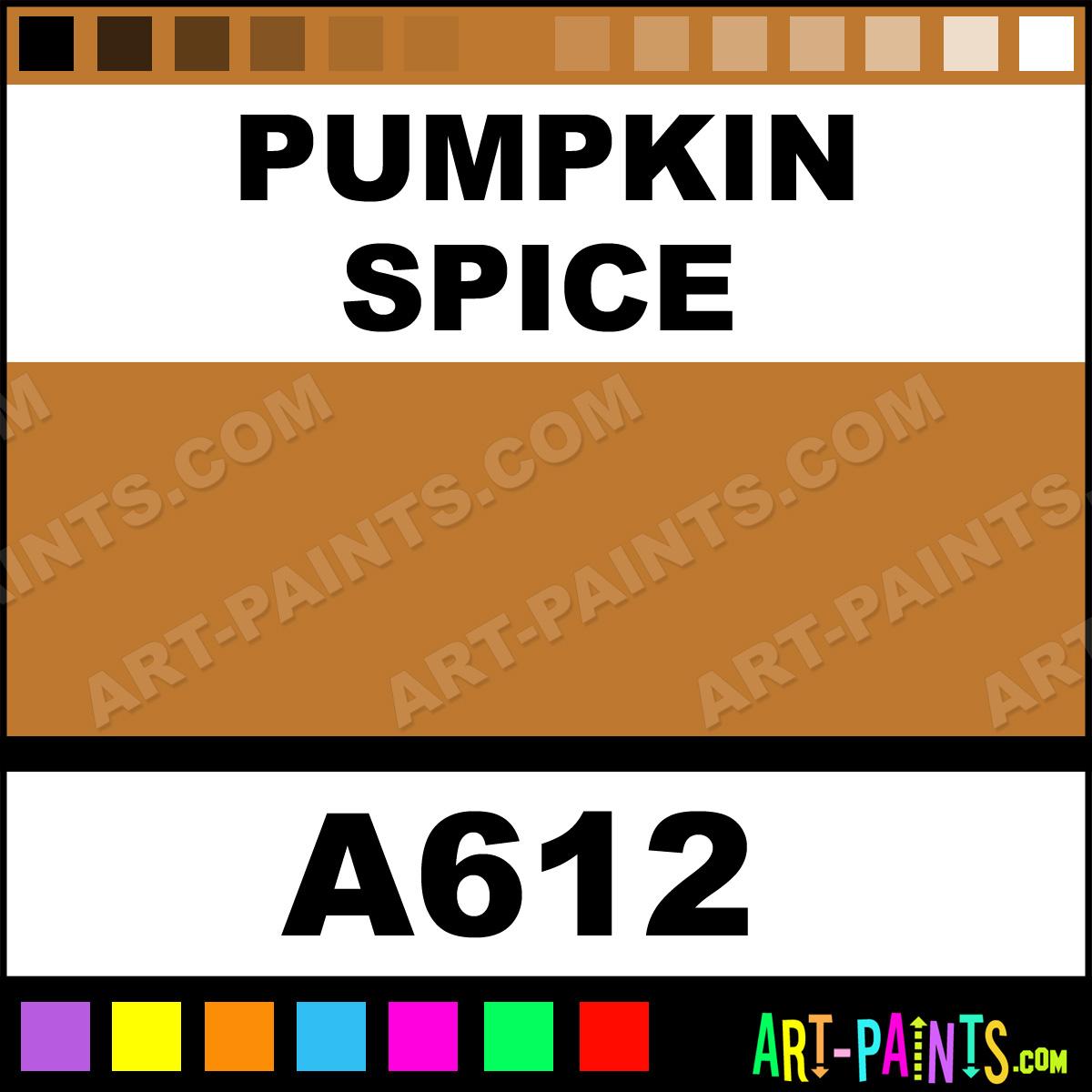 pumpkin spice ultra ceramic ceramic porcelain paints - a612