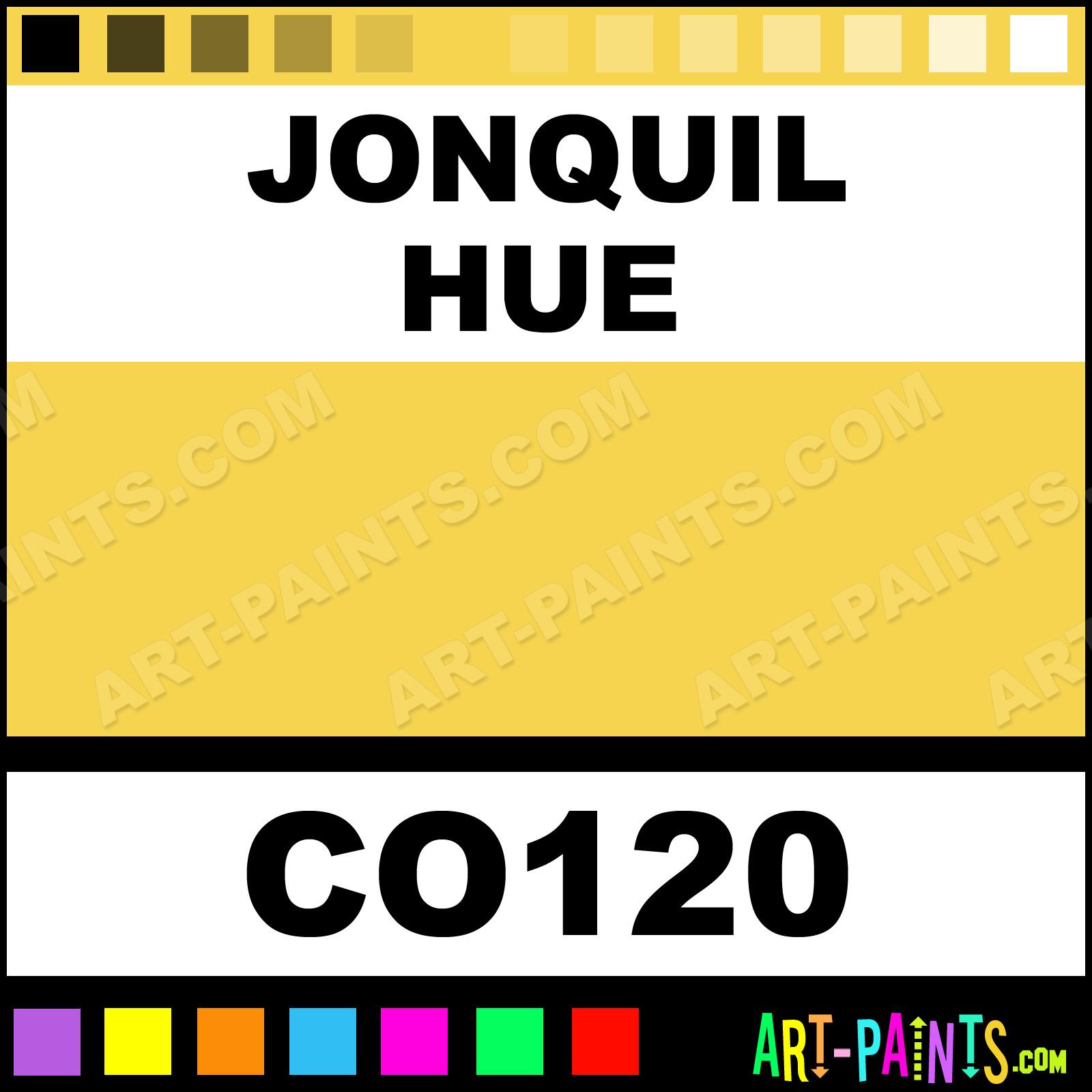 Jonquil Paint Color
