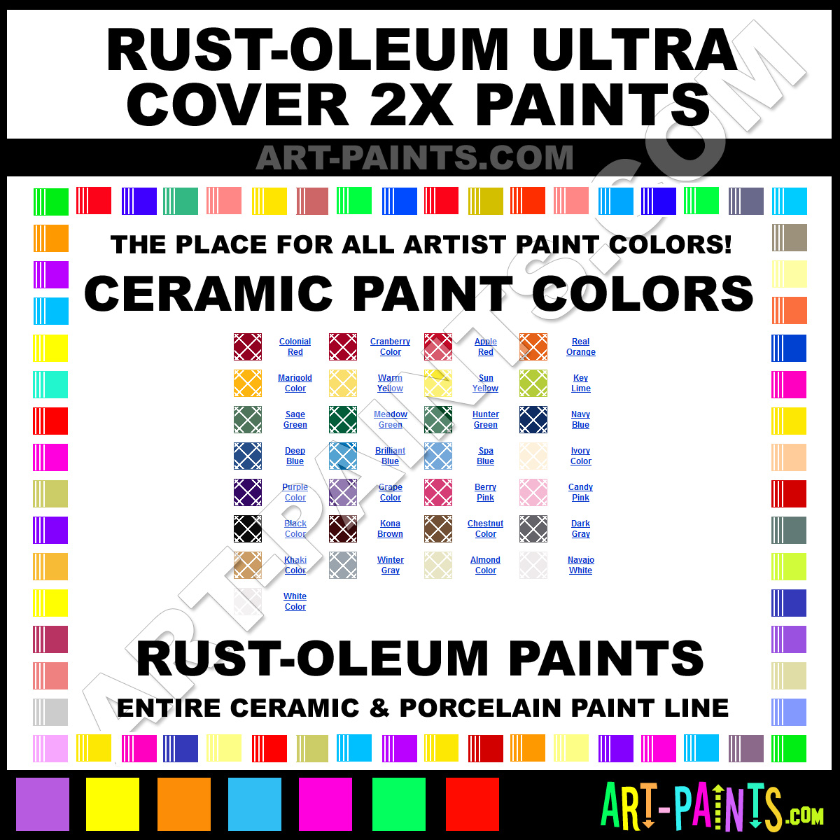 Rust Oleum Ultra Cover 2x Ceramic Porcelain Paint Colors Rust Oleum Ultra Cover 2x Paint