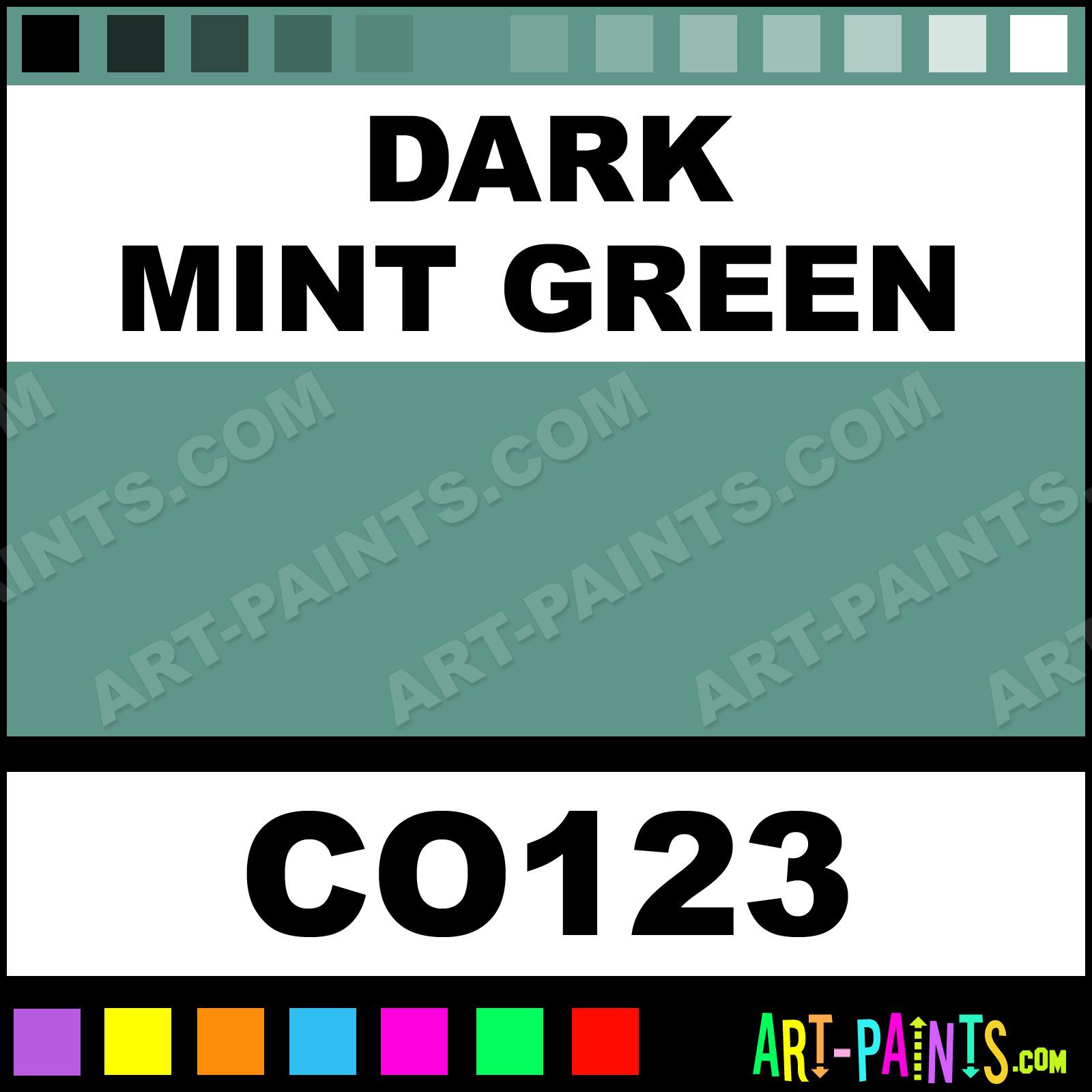 Dark Mint Green Xlg