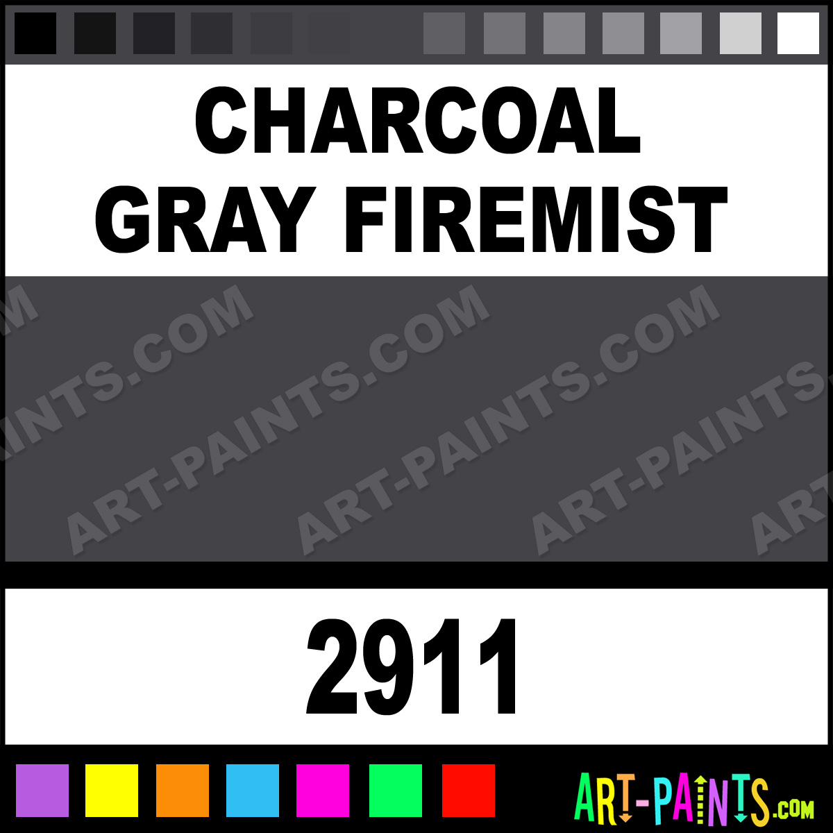 Clear gloss enamel spray paint for Charcoal gray paint