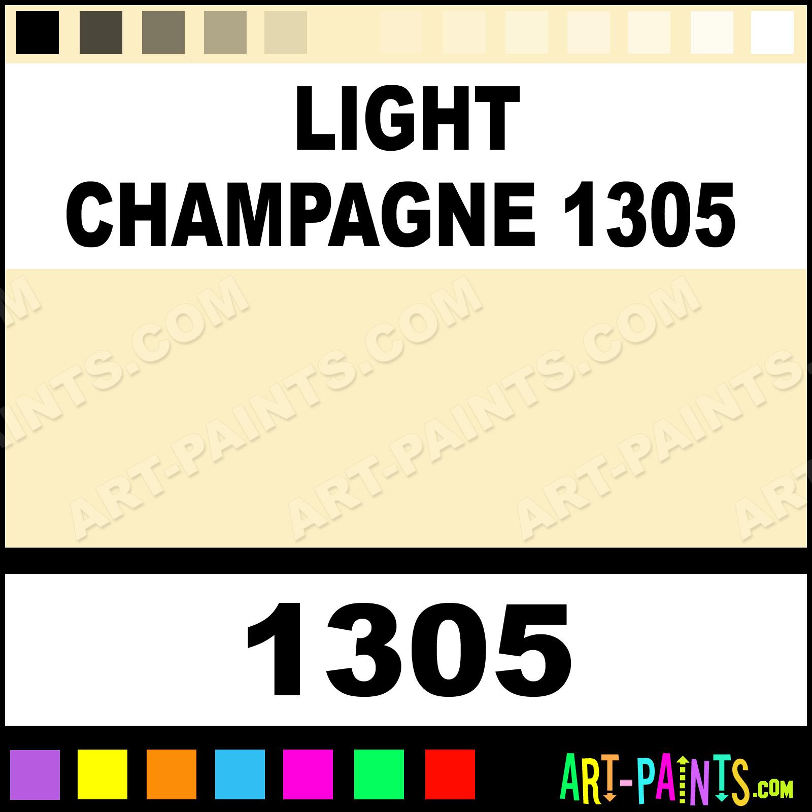 Light Champagne 1305 Synthetic Enamel Paints - 1305 - Light Champagne 1305  Paint, Light Champagne 1305 Color, Aksan Synthetic Paint, FCEFC3 -  Art-Paints.com