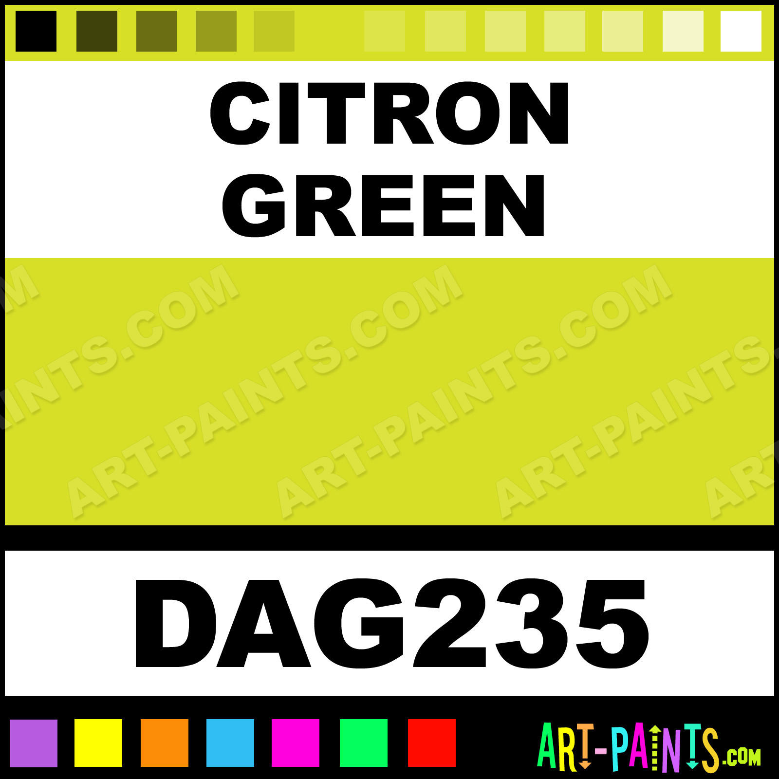 Citron green