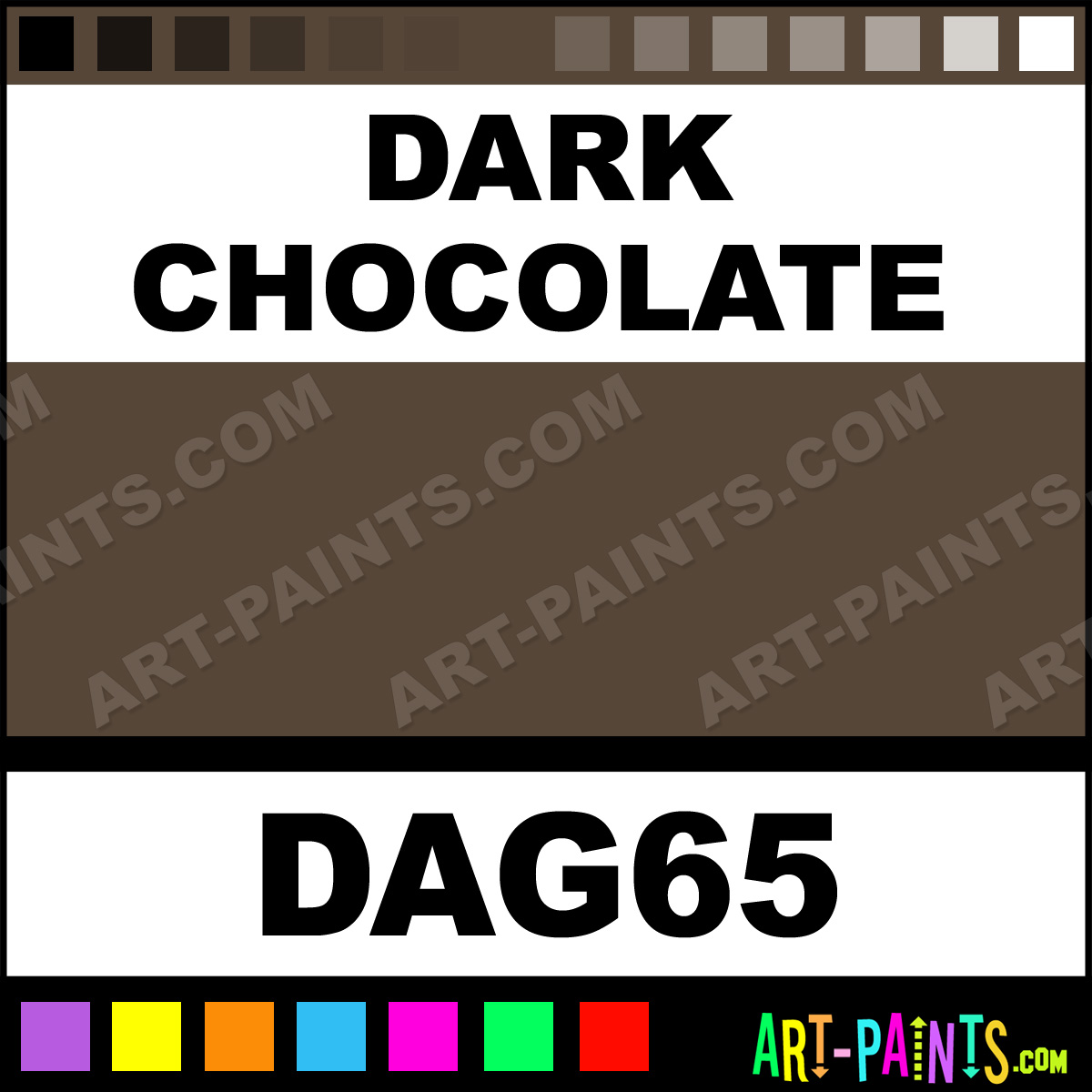 Dark Chocolate Brown Paint Dark Chocolate Gloss Enamel Paints Dag65 Dark Chocolate Paint