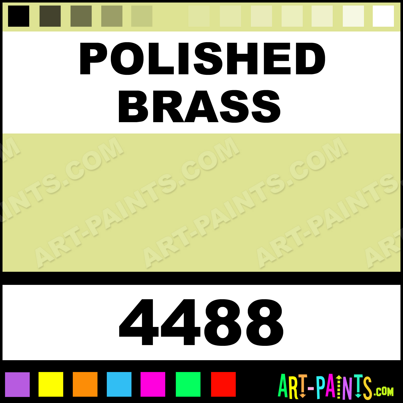 polished brass metallic spray enamel paints 4488 polished brass paint polished brass color. Black Bedroom Furniture Sets. Home Design Ideas