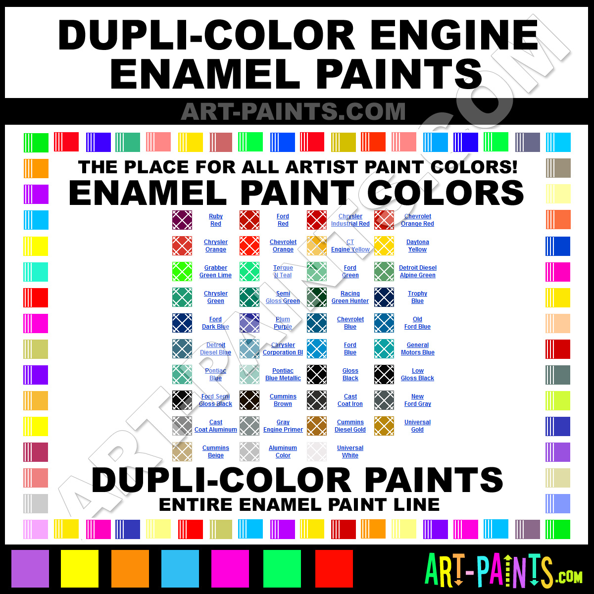 Duplicolor Perfect Match Color Chart 2017 2018 Best