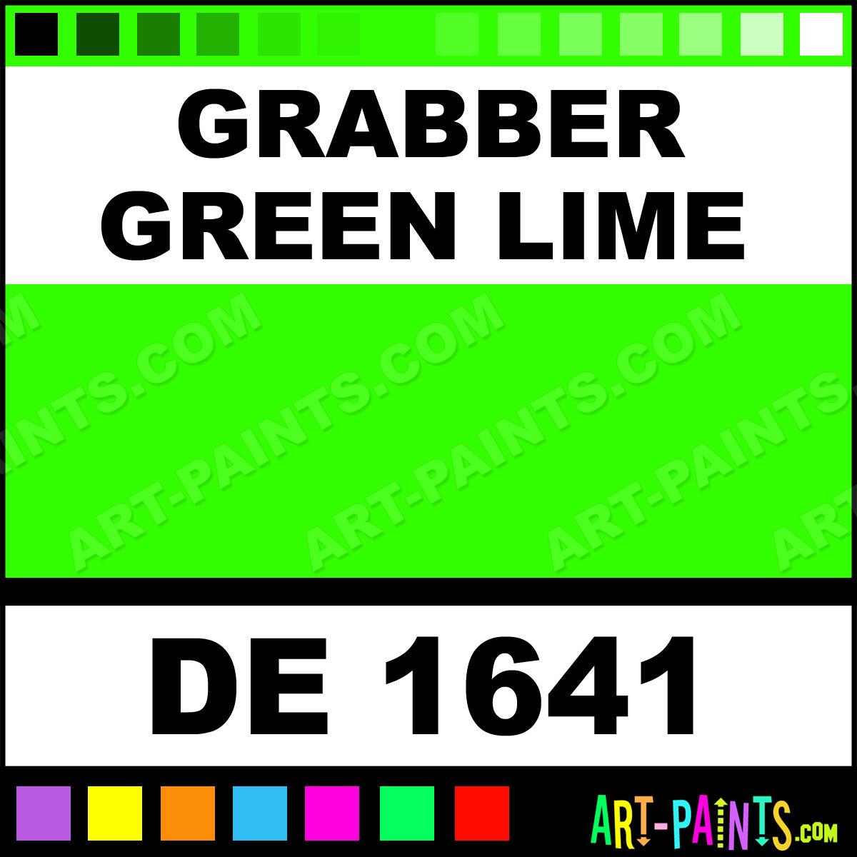 Ceramic Car Wax >> Grabber Green Lime Engine Enamel Paints - DE 1641 - Grabber Green Lime Paint, Grabber Green Lime ...