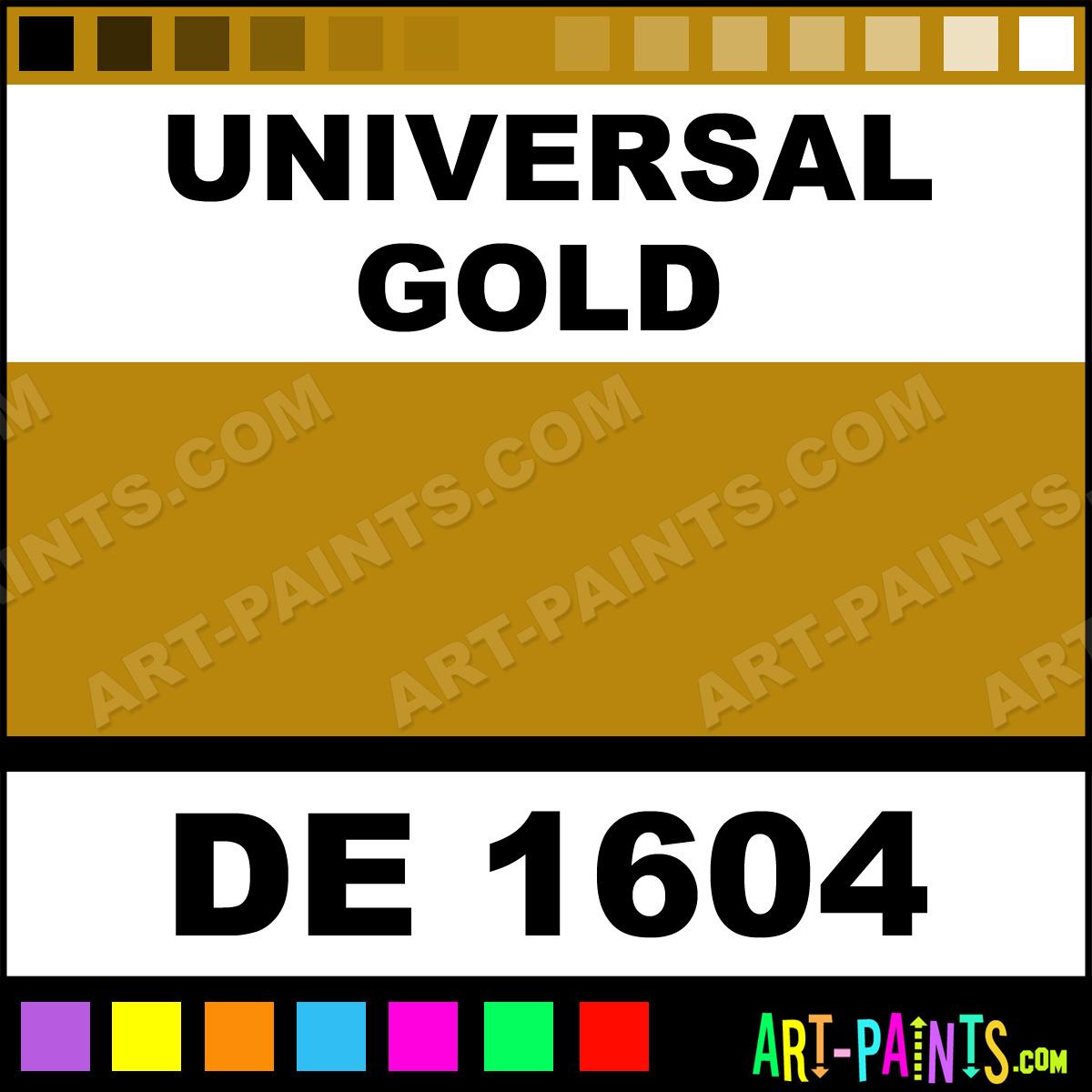 Universal gold engine enamel paints de 1604 universal gold universal gold paint de 1604 by dupli color nvjuhfo Image collections