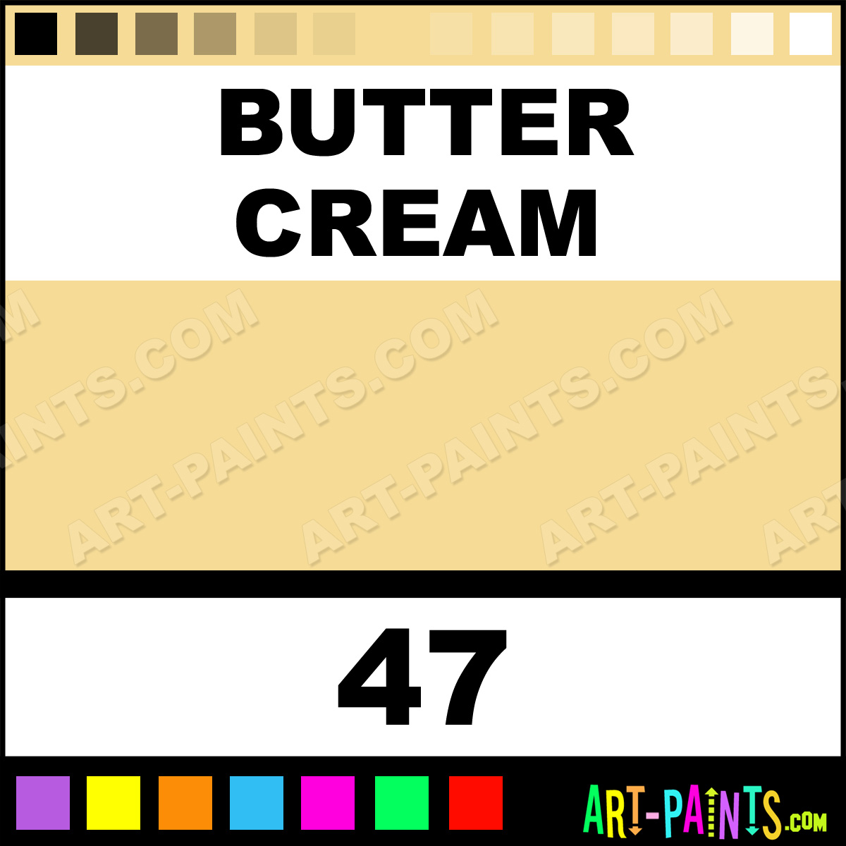 paints 47 butter cream paint butter cream color dutch boy. Black Bedroom Furniture Sets. Home Design Ideas
