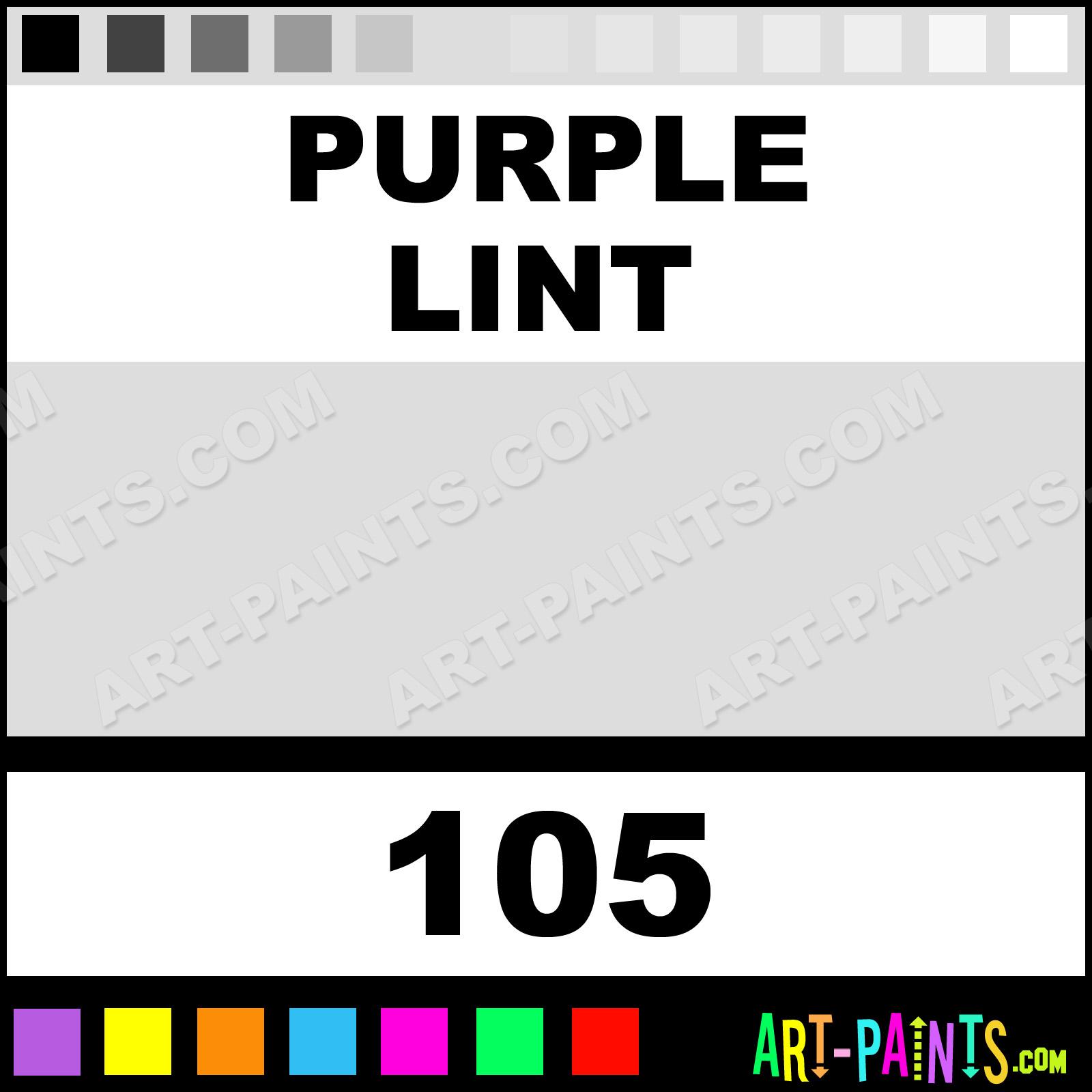 Purple Lint Flatwall Enamel Paints 105 Purple Lint Paint Purple