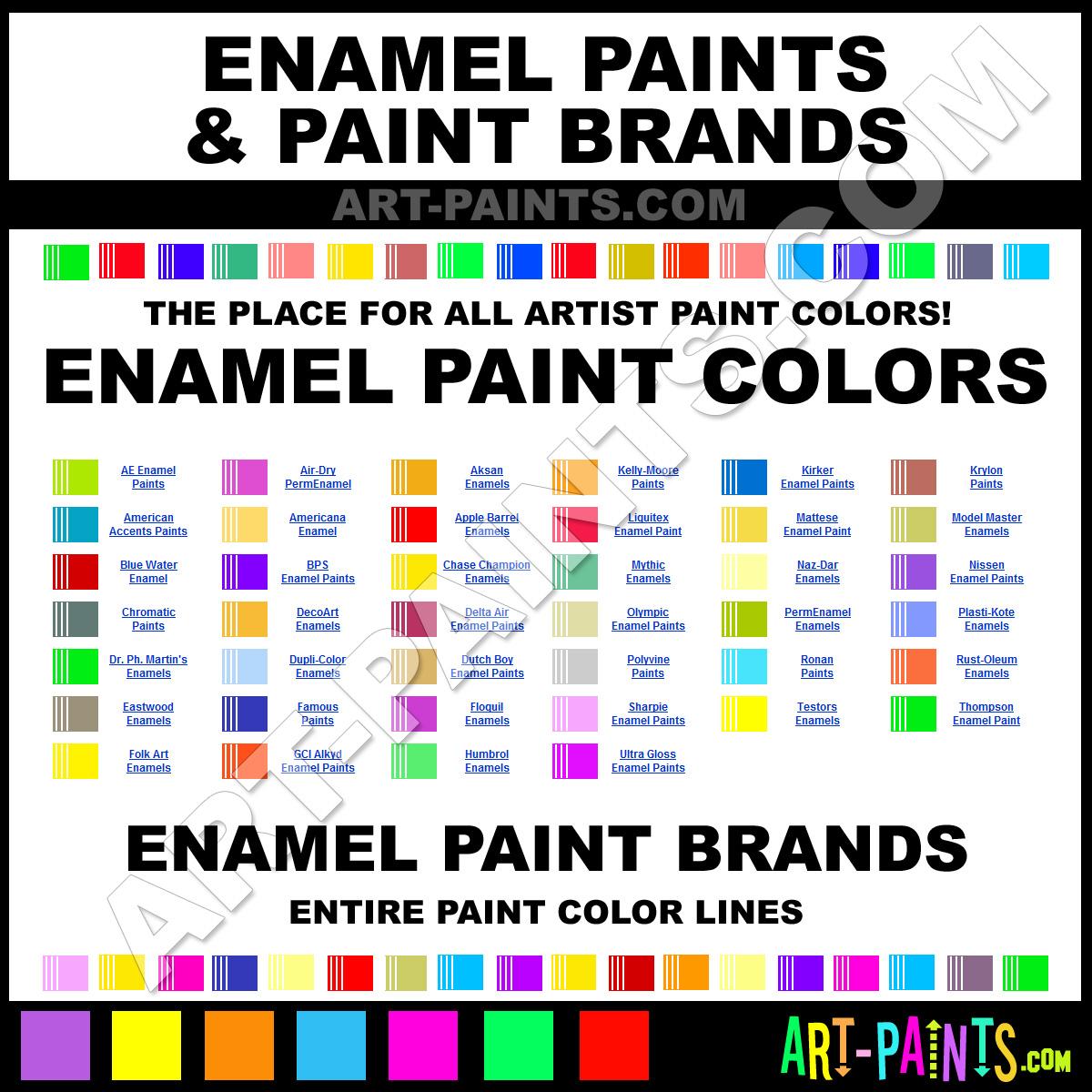 Paints enamel paint enamel color enamel brands art paints com