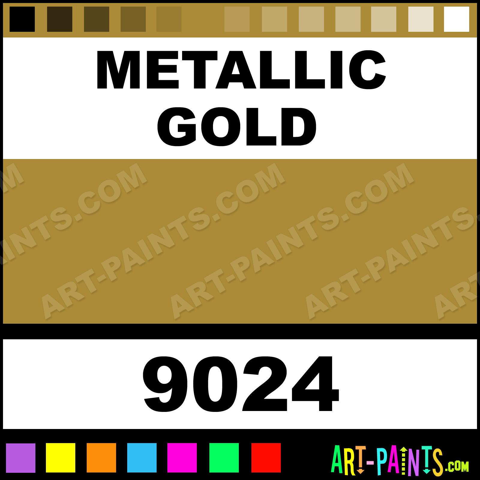 Metallic gold 1 shot enamel paints 9024 metallic gold paint metallic gold metallic gold paint nvjuhfo Images
