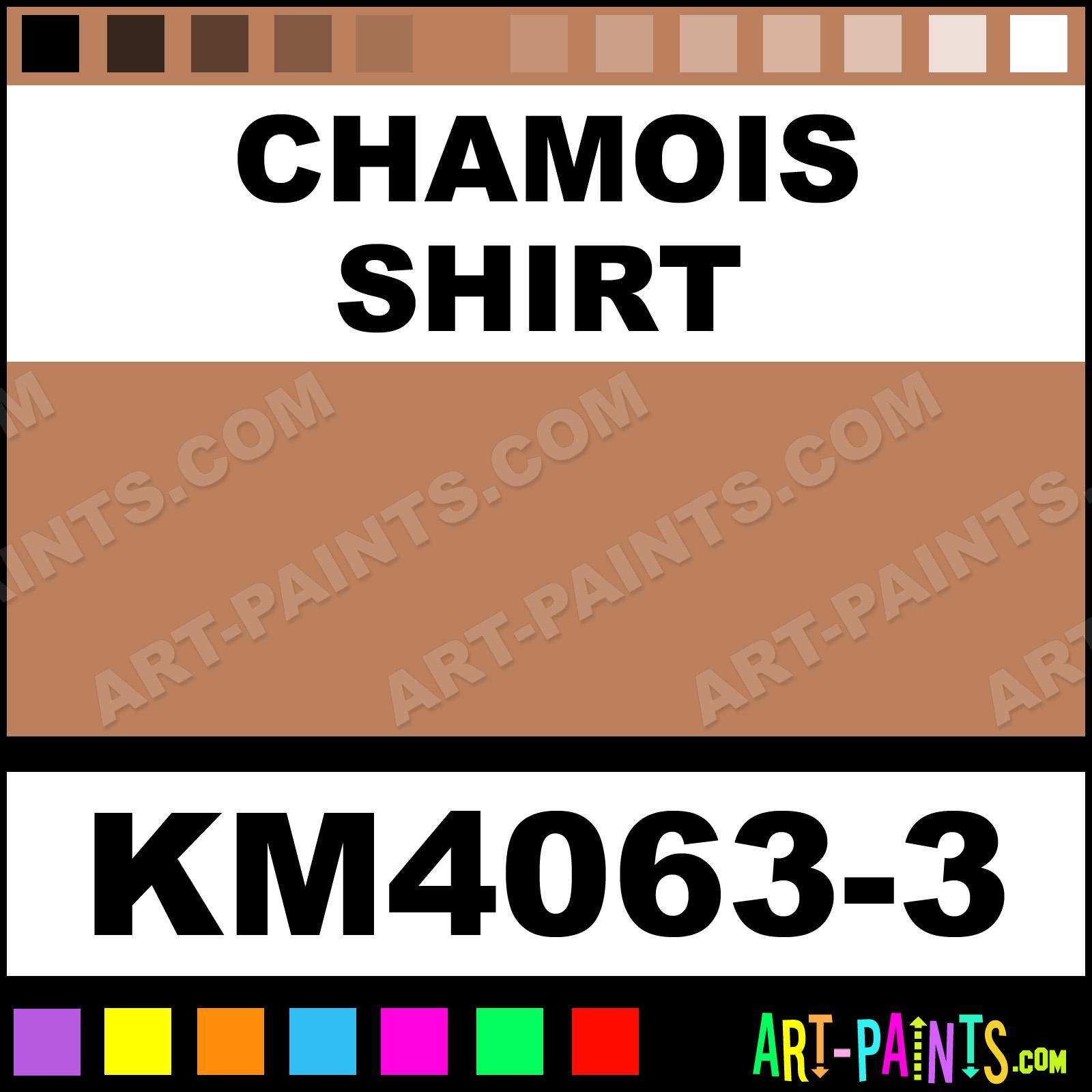 Chamois shirt interior enamel paints km4063 3 chamois shirt chamois shirt chamois shirt paint geenschuldenfo Choice Image
