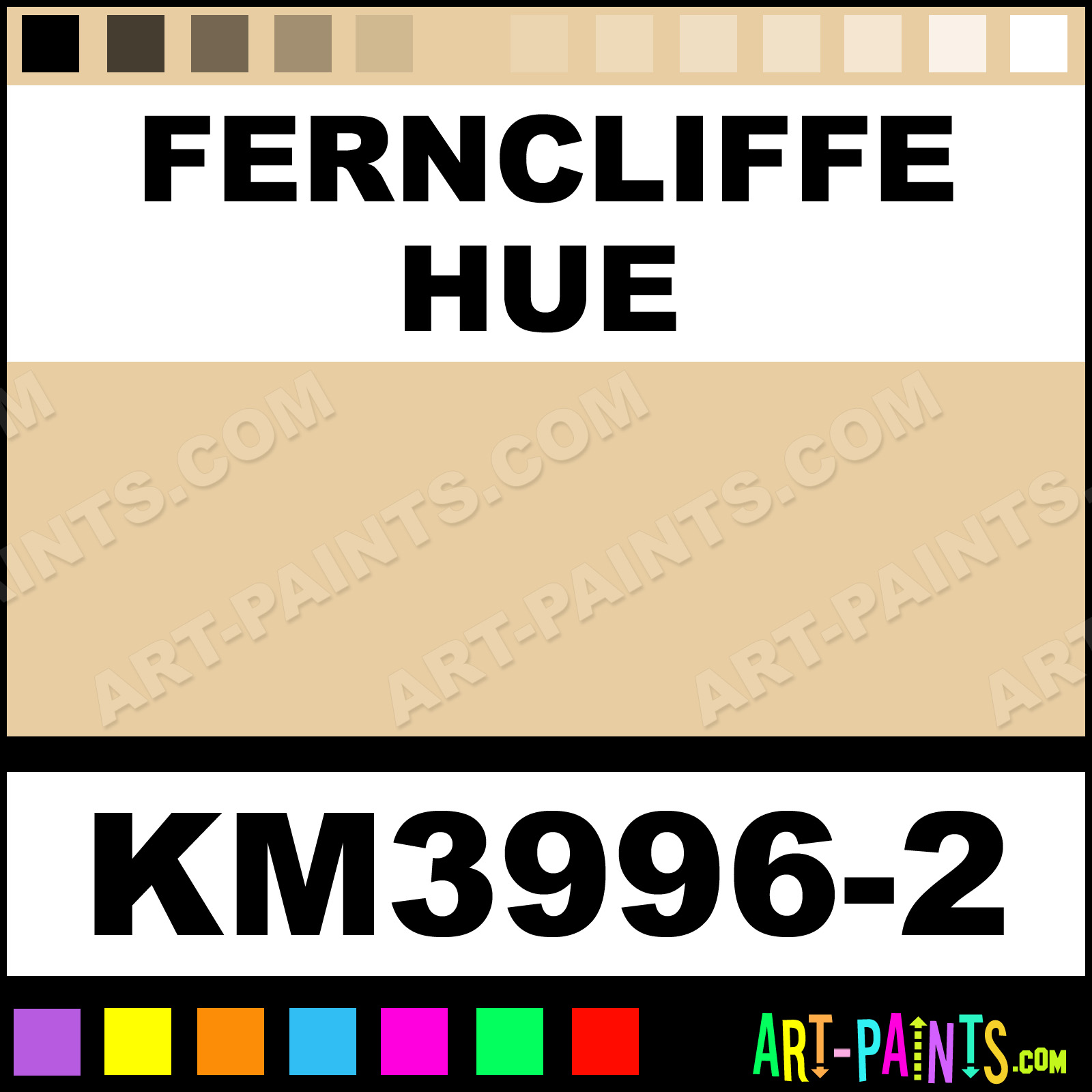 ferncliffe interior enamel paints km3996 2 ferncliffe. Black Bedroom Furniture Sets. Home Design Ideas