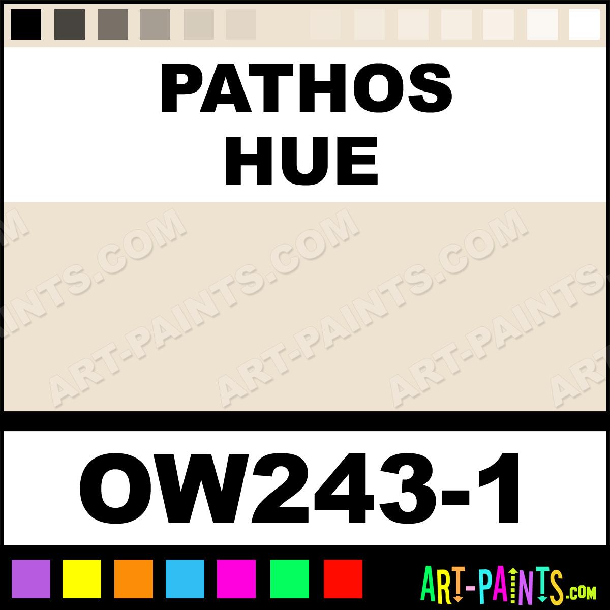 pathos interior enamel paints ow243 1 pathos paint. Black Bedroom Furniture Sets. Home Design Ideas