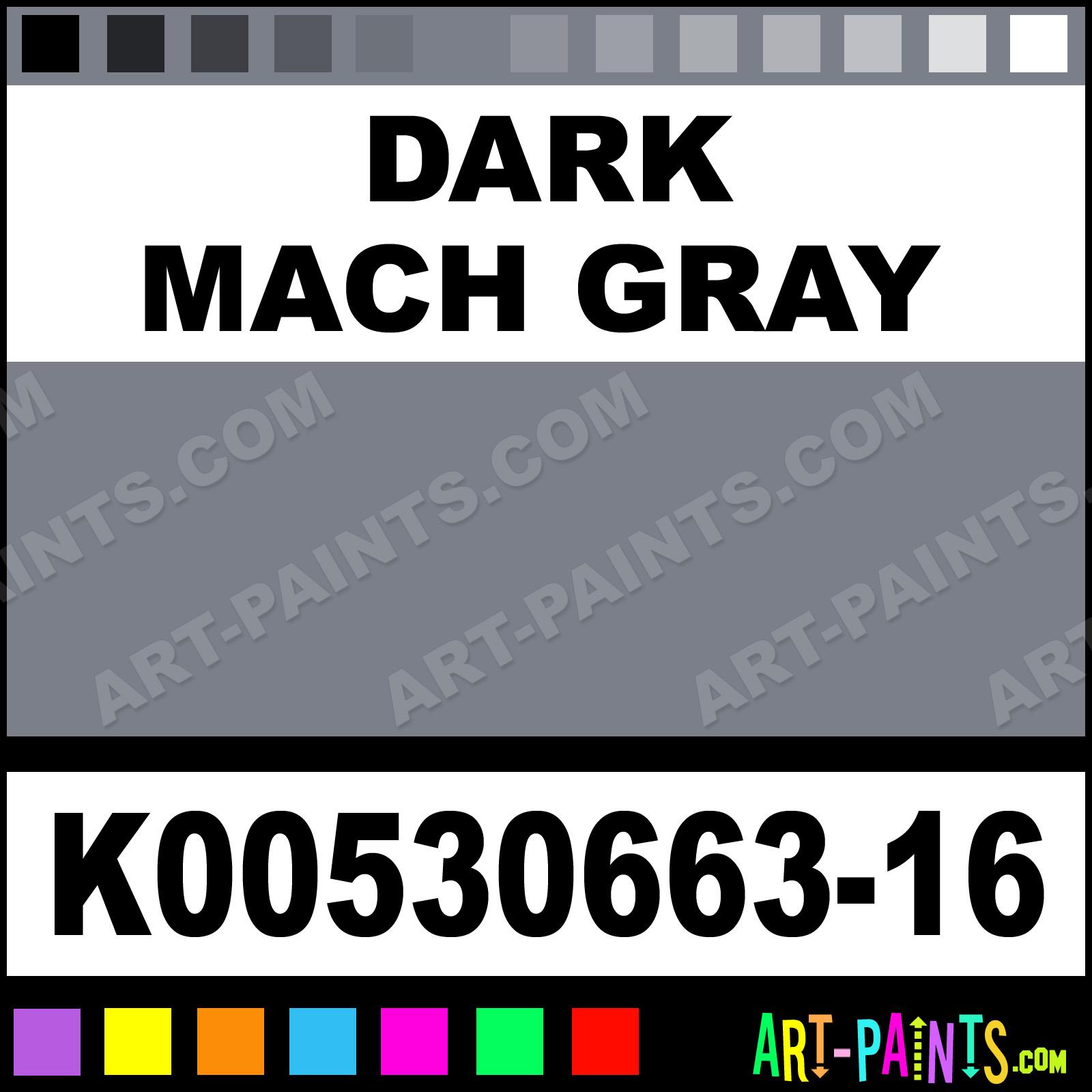 Mach Colors Paints