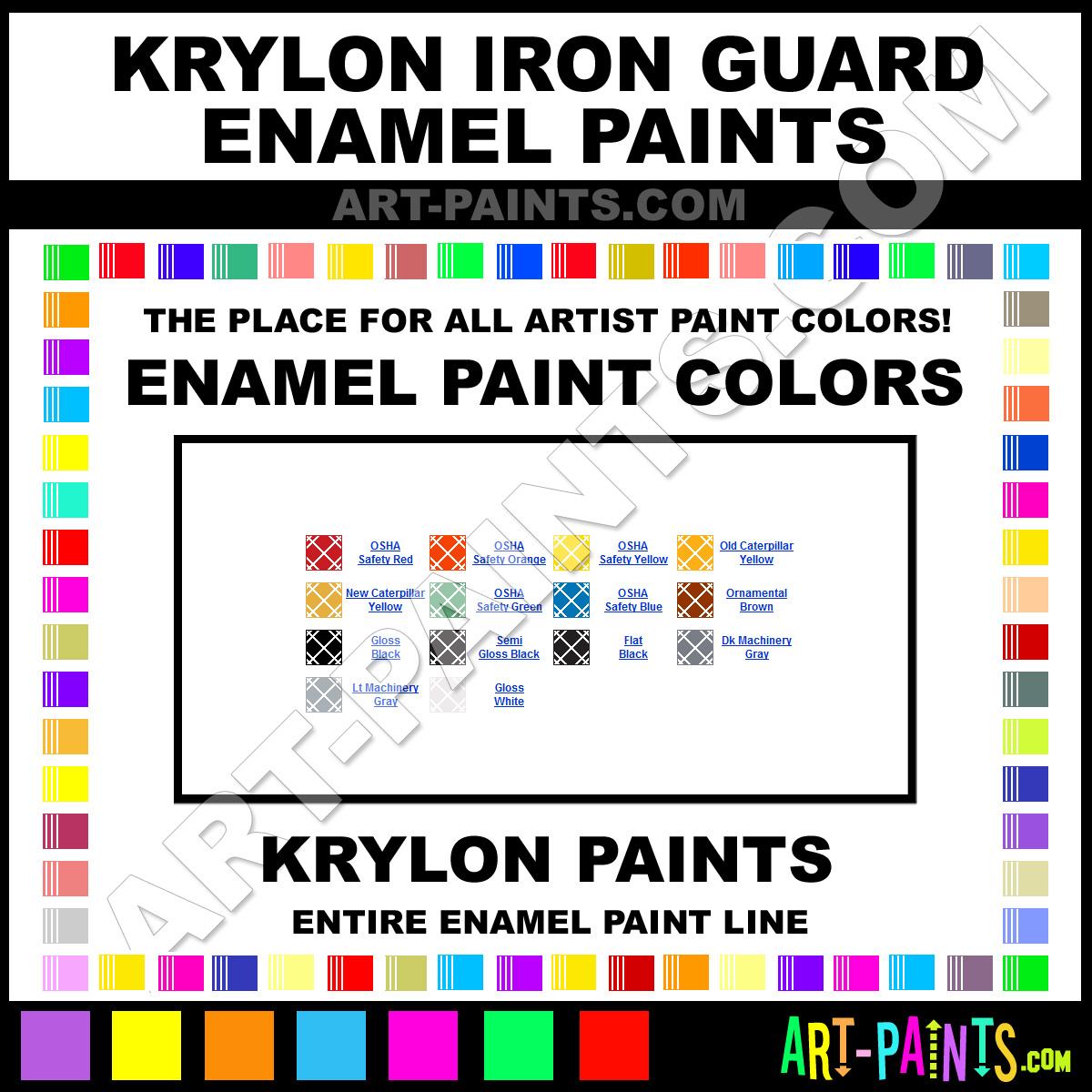 Krylon iron guard enamel paint colors krylon iron guard paint krylon iron guard enamels krylon iron guard paints geenschuldenfo Images