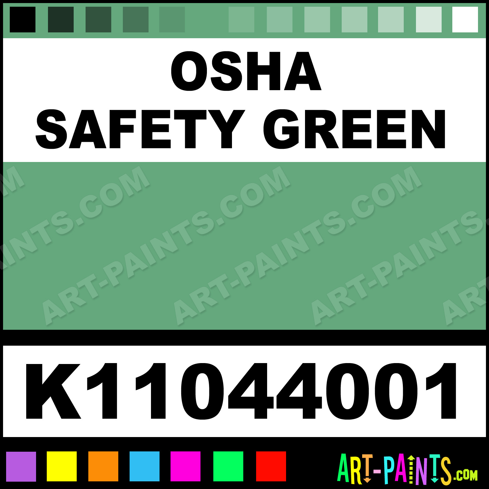 Safety Yellow And Safety Green Safety Yellow Paint Color