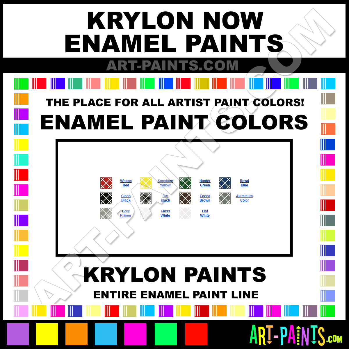 Krylon Now Enamel Paint Colors Krylon Now Paint Colors Now Color Now Enamels Krylon Now