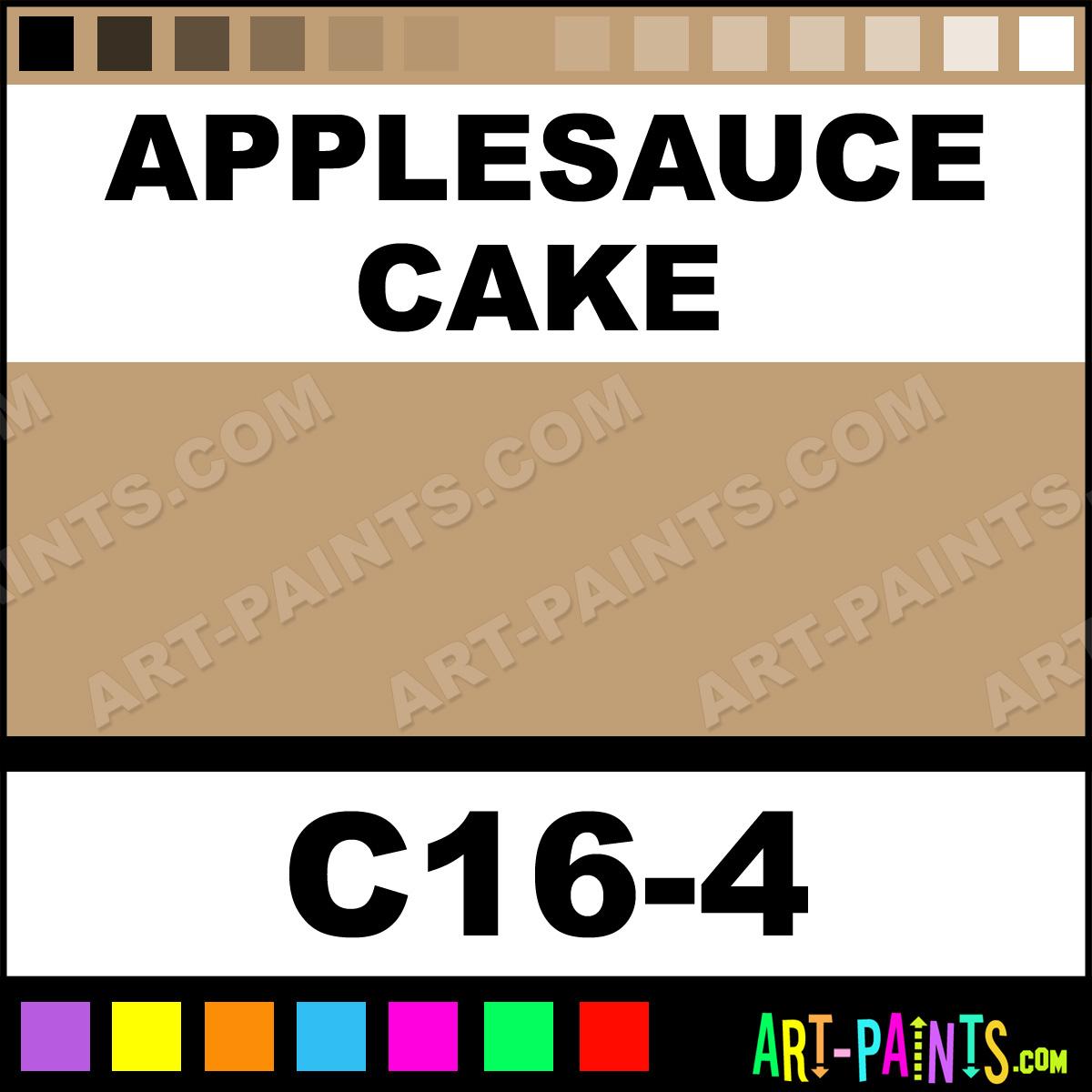 Applesauce Cake Interior Exterior Enamel Paints C16 4