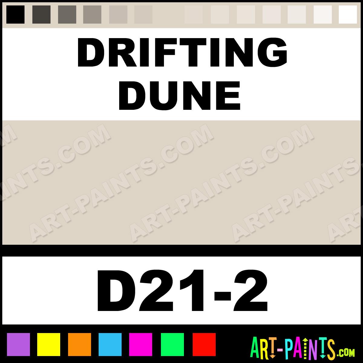 Drifting Dune Interior Exterior Enamel Paints D21 2