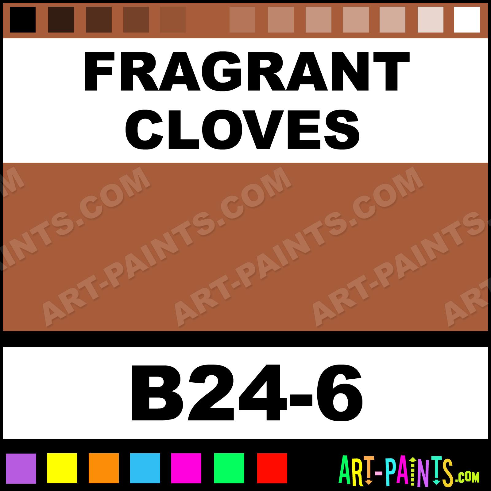 Fragrant Cloves Paint Color
