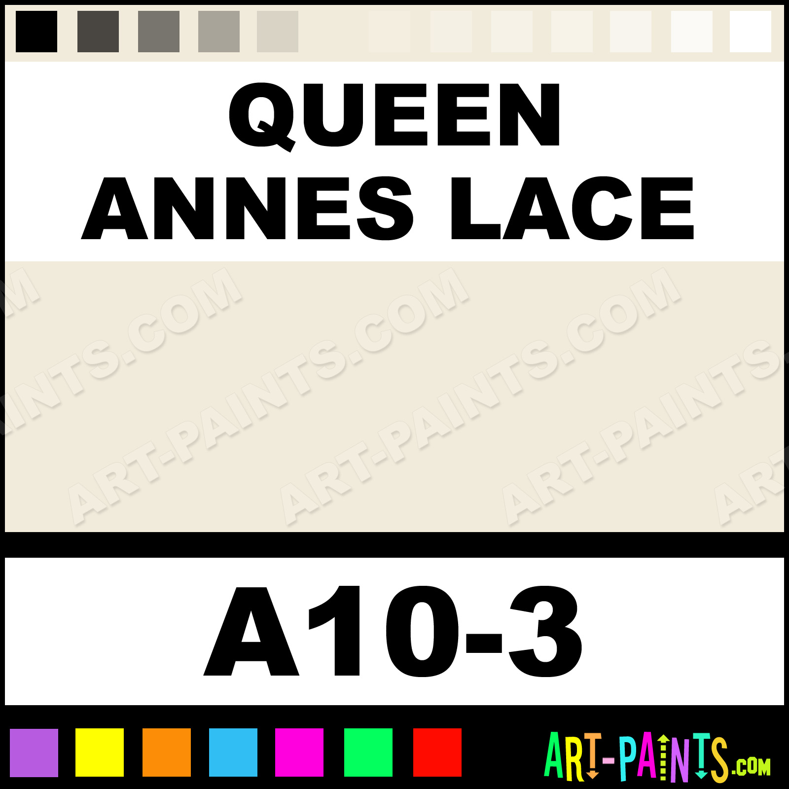 Queen Anne S Lace Paint Color Code