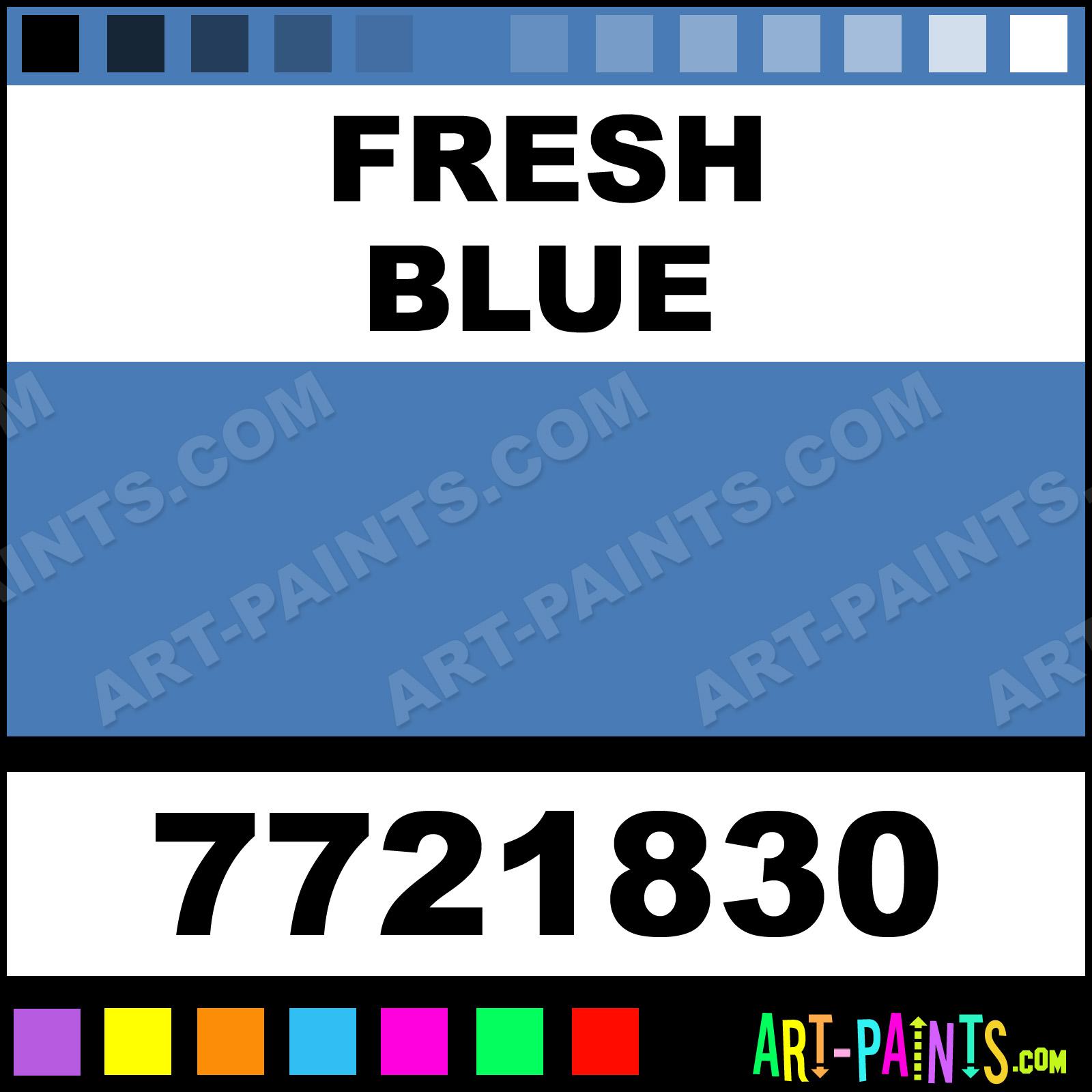 Fresh Blue Gloss Spray Enamel Paints 7721830 Fresh Blue Paint Fresh Blue Color Rust Oleum