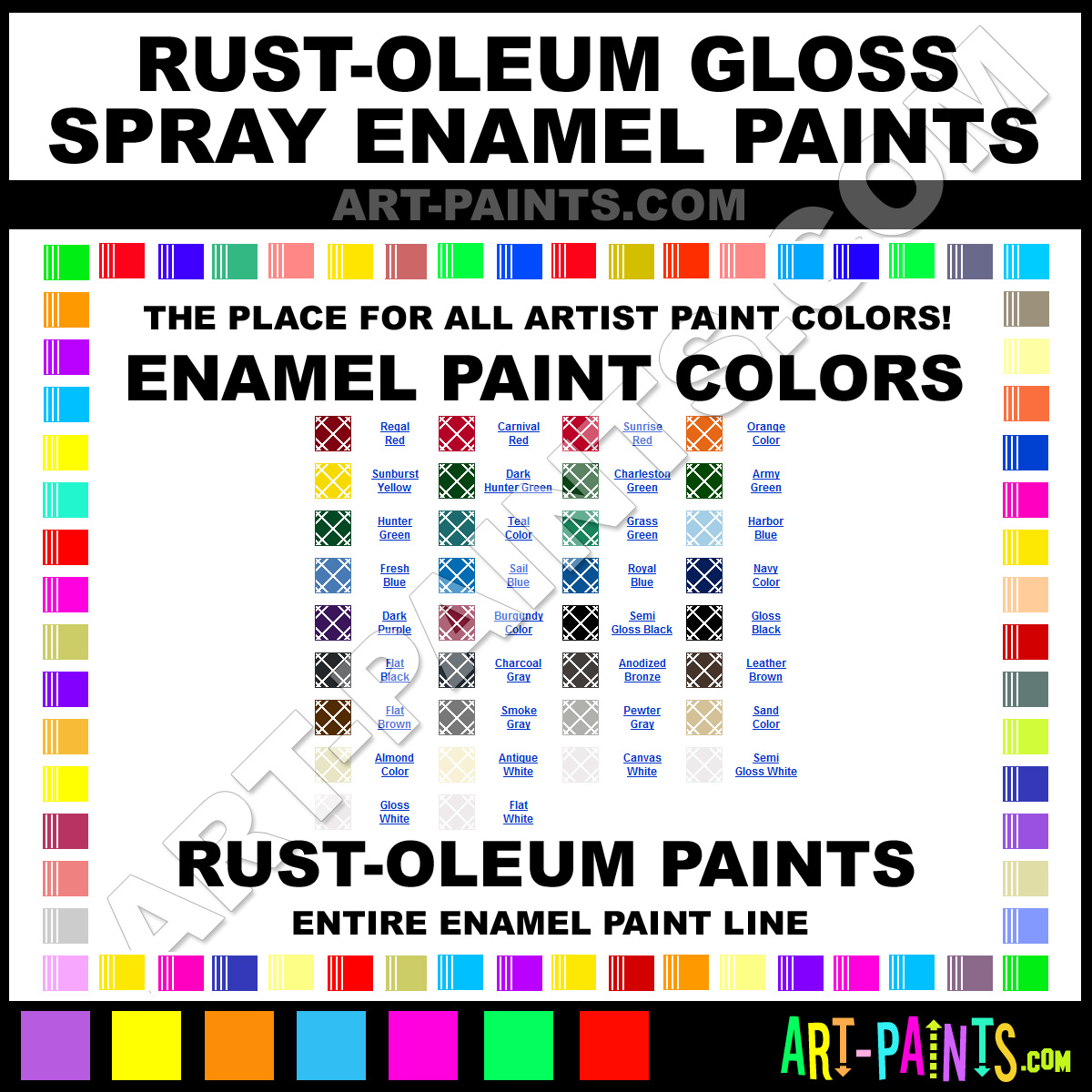 Anodized finish metallic paint color chart 2017 2018 best cars reviews Metallic spray paint colors
