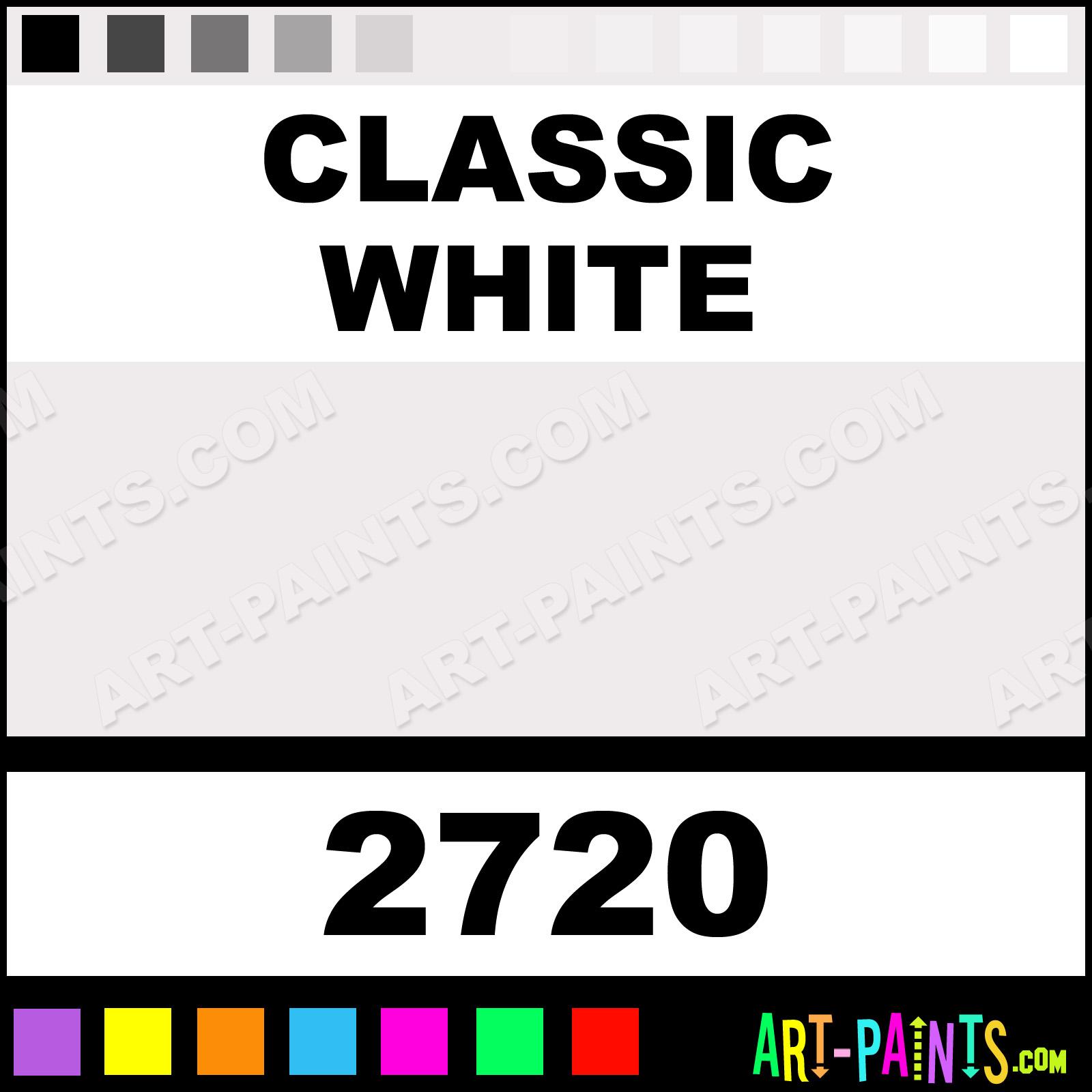 Classic Car Enamel Paint