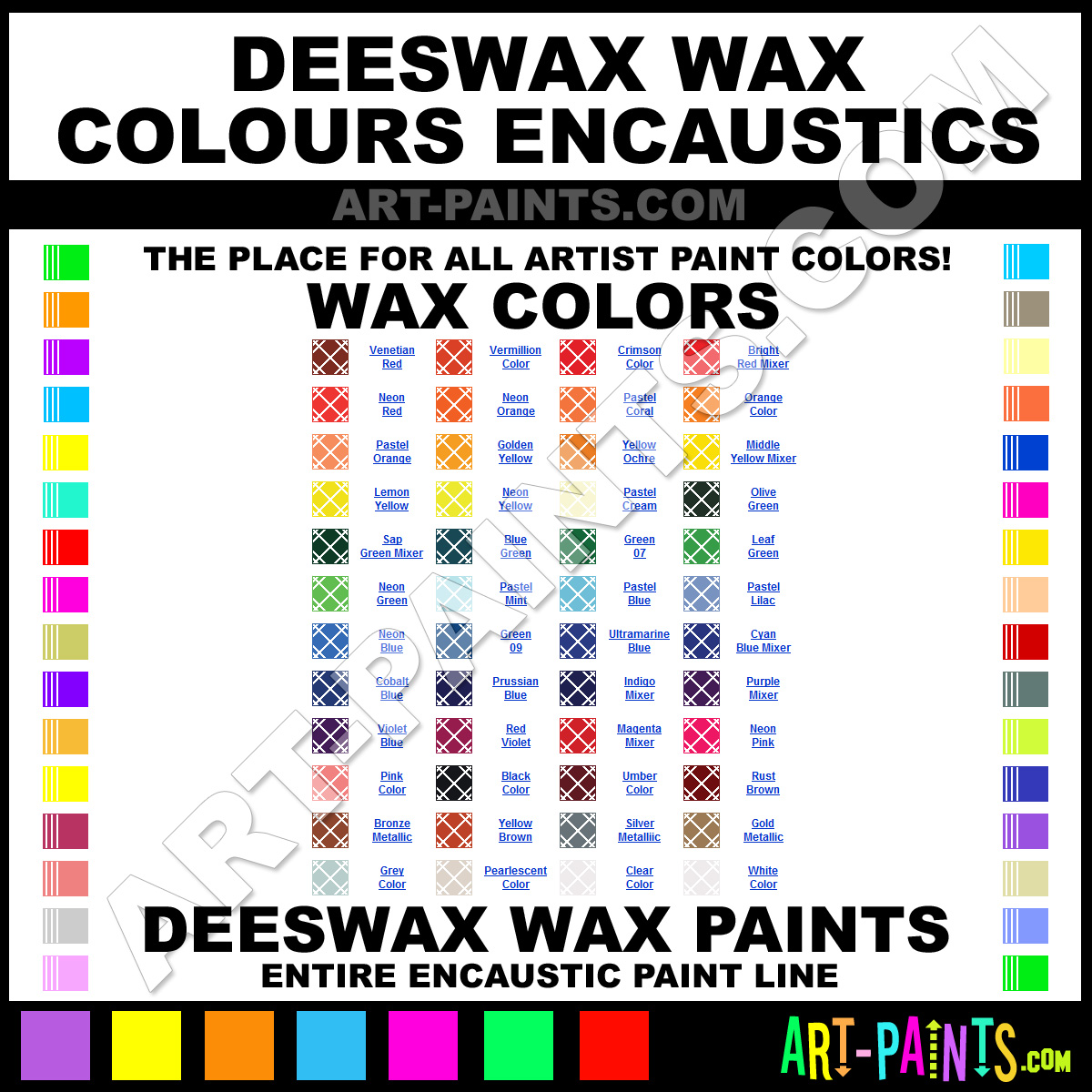 Paint Colors And Brands: Deeswax Encaustic Wax Beeswax Paint Brands