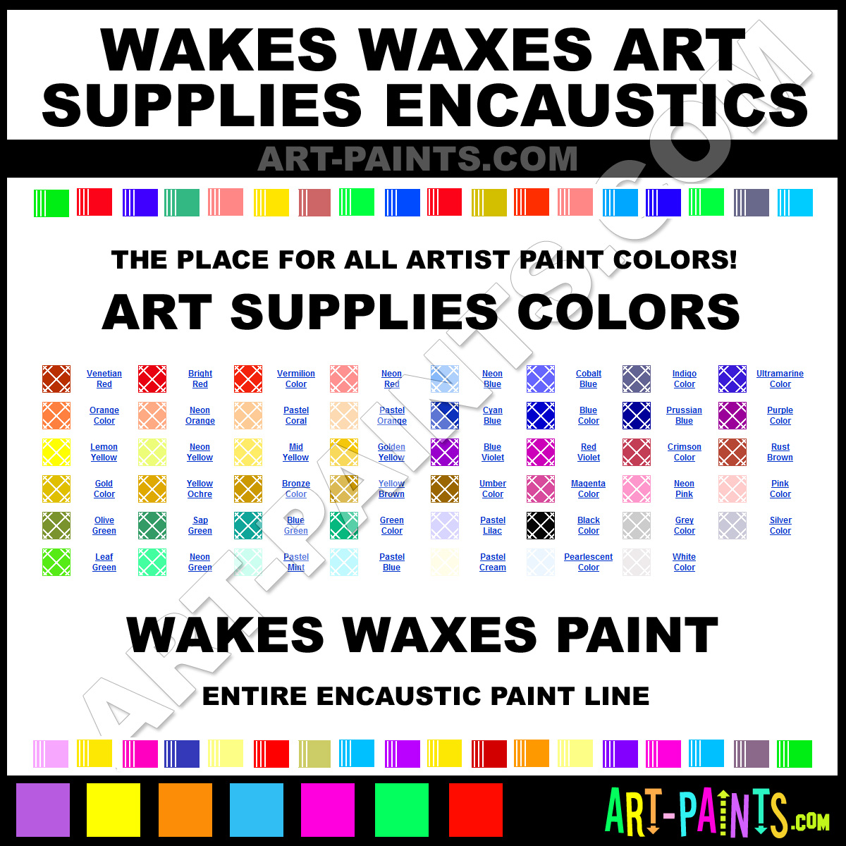 Wakes waxes art supplies encaustic wax beeswax paint colors wakes wakes geenschuldenfo Images