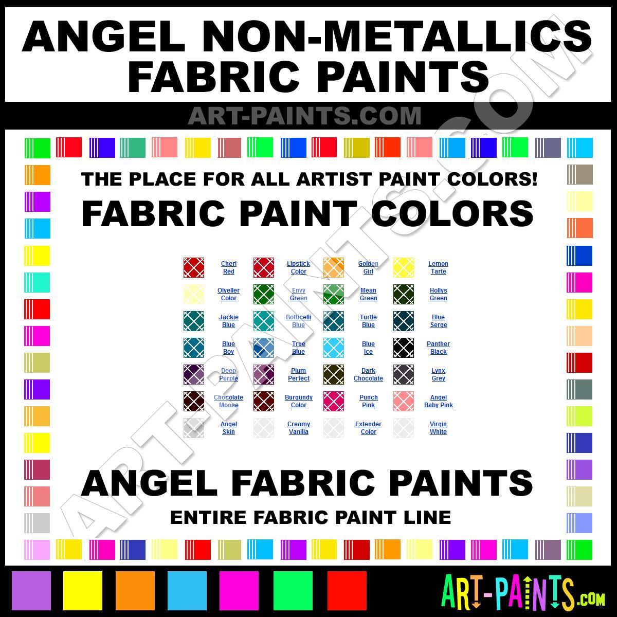 Non Metallic Spray Paint