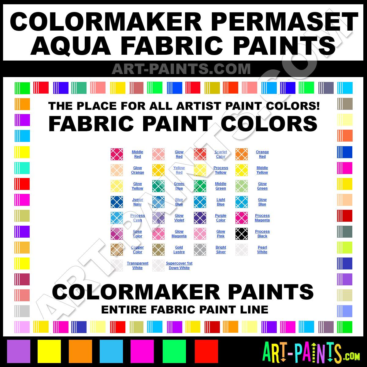 glow blue permaset aqua fabric textile paints p005605 glow blue Enamel Paint Colors please