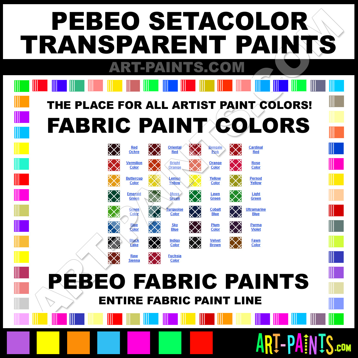 Best Paint Markers For Fabric