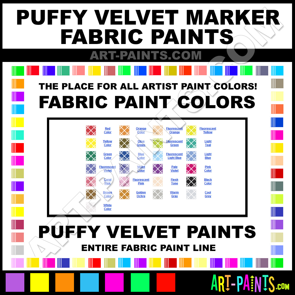 Coral Paint Color Chart Coral Pink Marker Fabric Textile Paints 1022 Coral Pink Paint