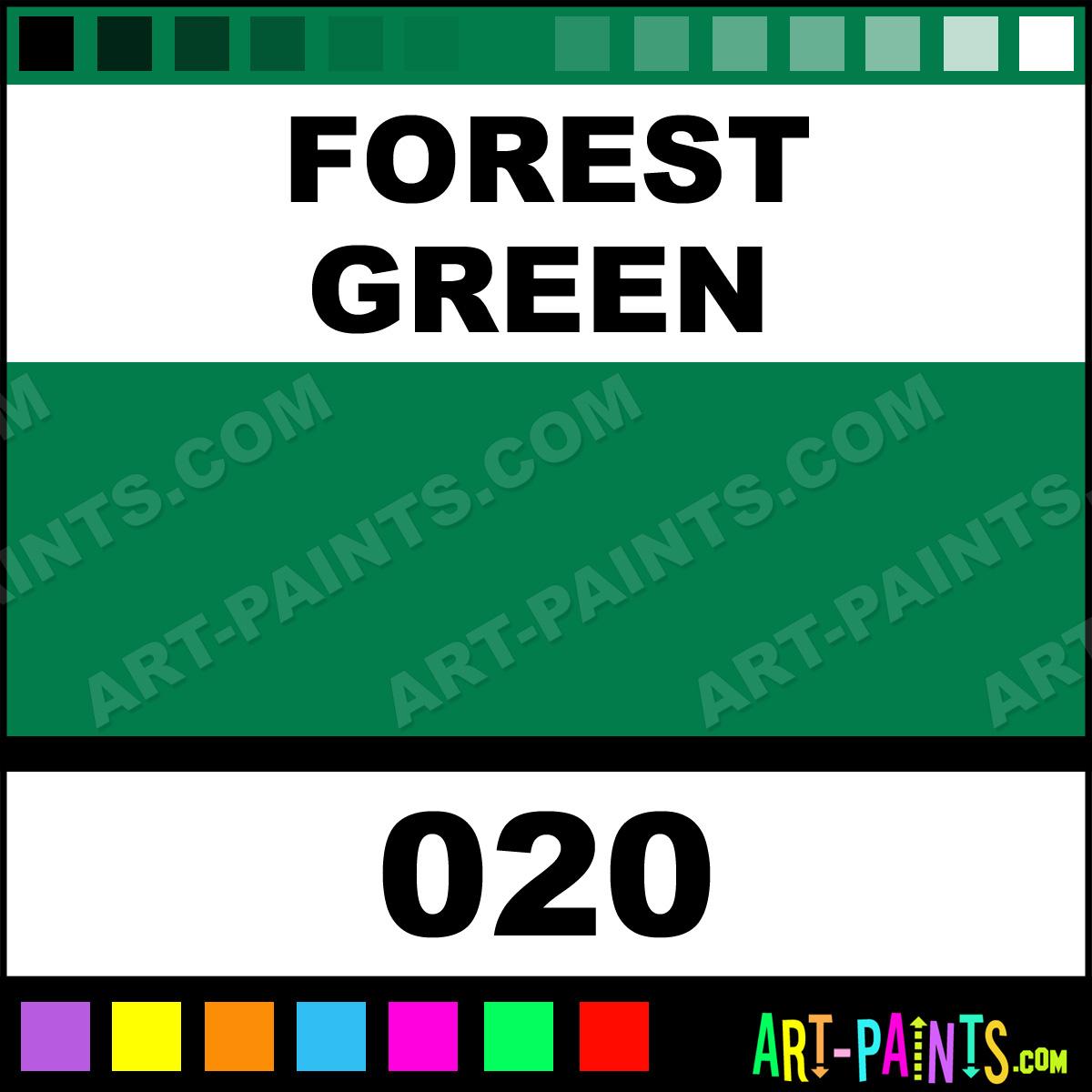 Forest Green Puff Paint Foam Styrofoam Foamy Paints 020 Forest Green Paint Forest Green