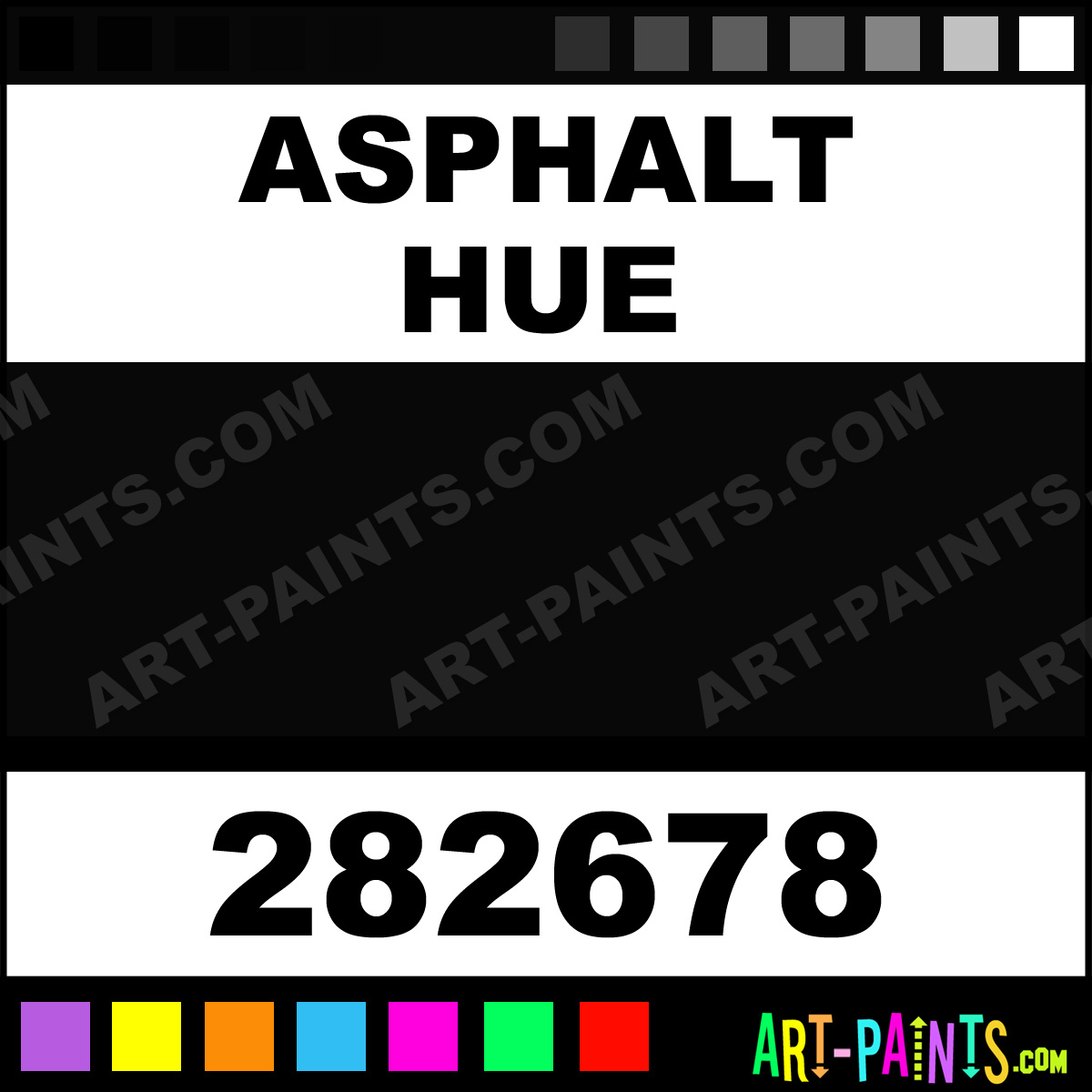 asphalt paint asphalt color making memories scrapbooking paint. Black Bedroom Furniture Sets. Home Design Ideas