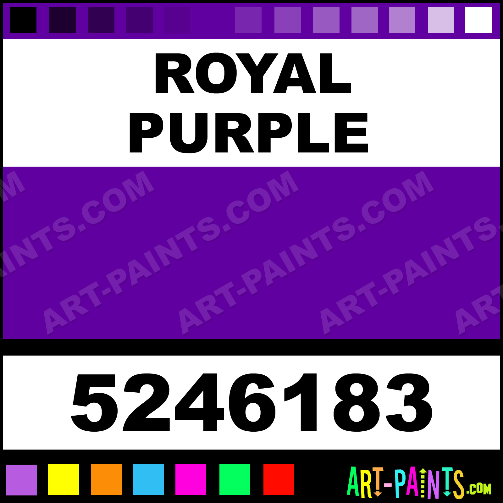 Royal Purple Dry Permenamel Stained Gl Window Paints 5246183 Paint Color Delta Air
