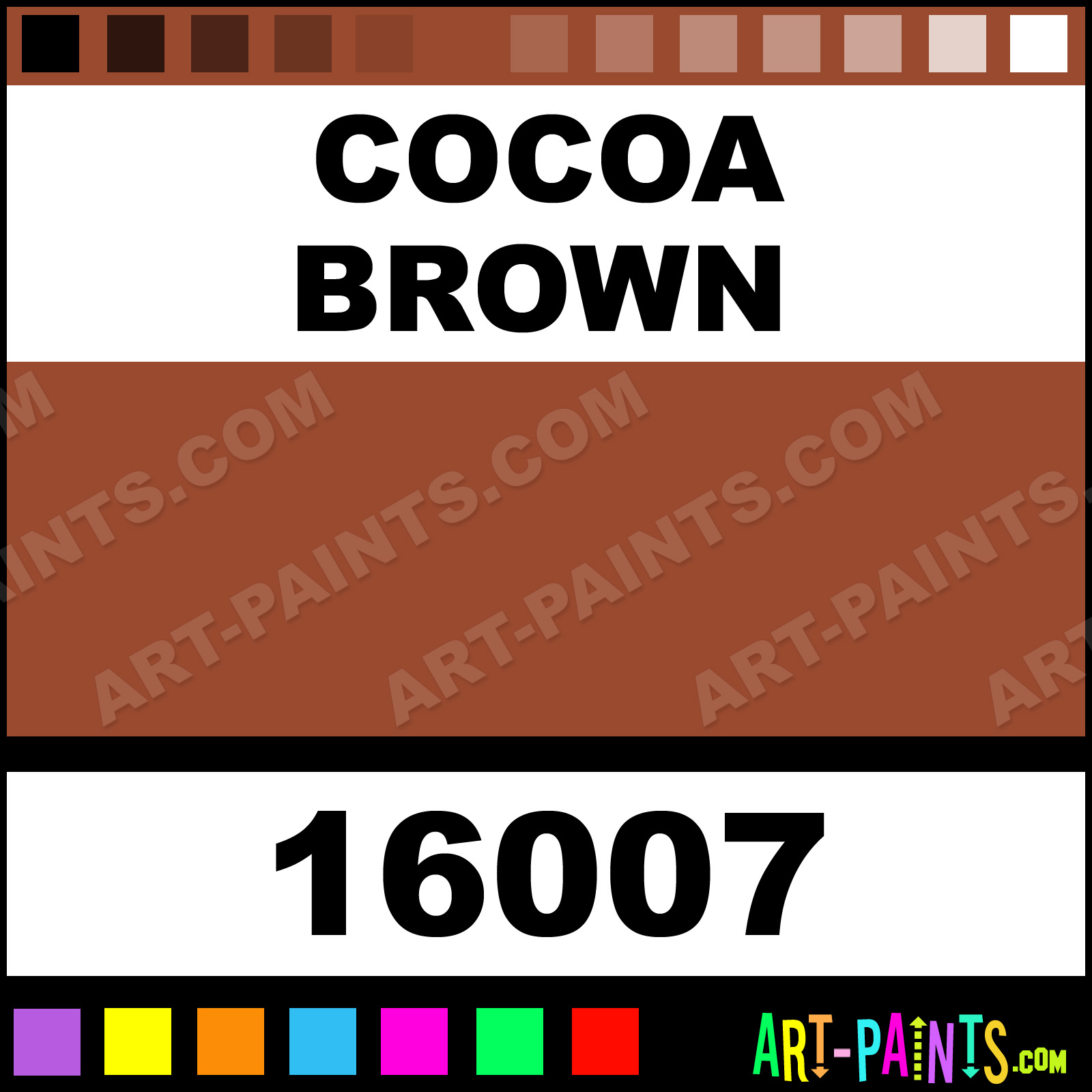 Cocoa Brown Xlg