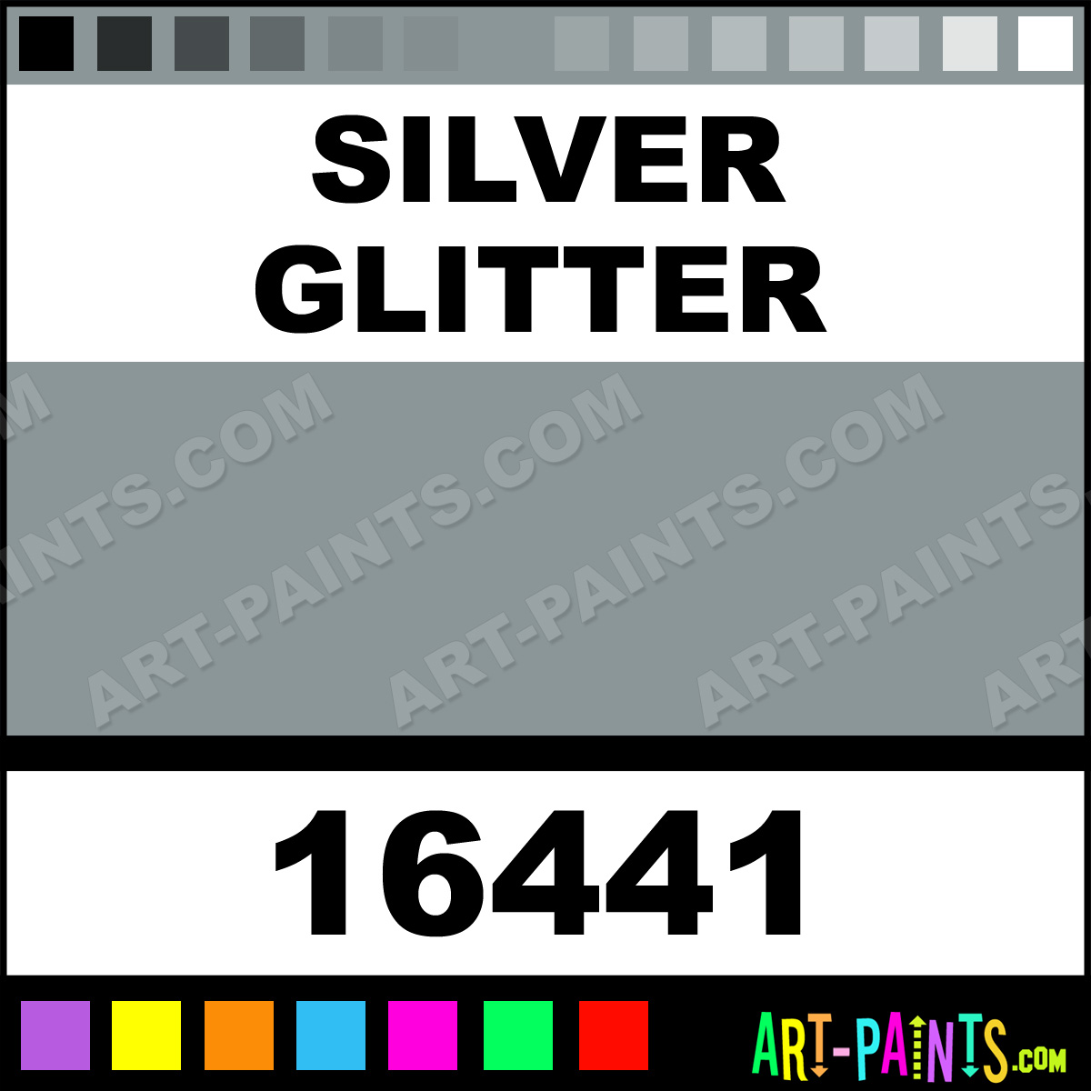 Silver Glitter Window Colors Stained Glass Window Paints