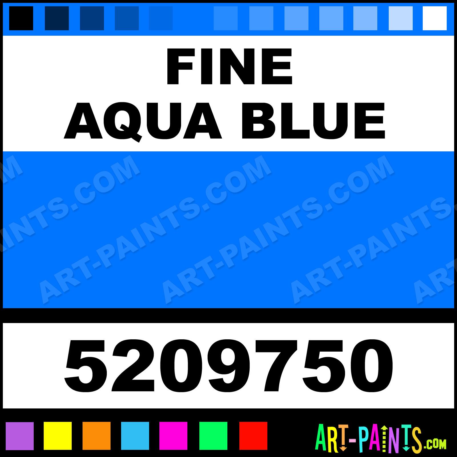 Fine Aqua Blue Paint Marker Stained Gl Window Paints 5209750 Color Sharpie