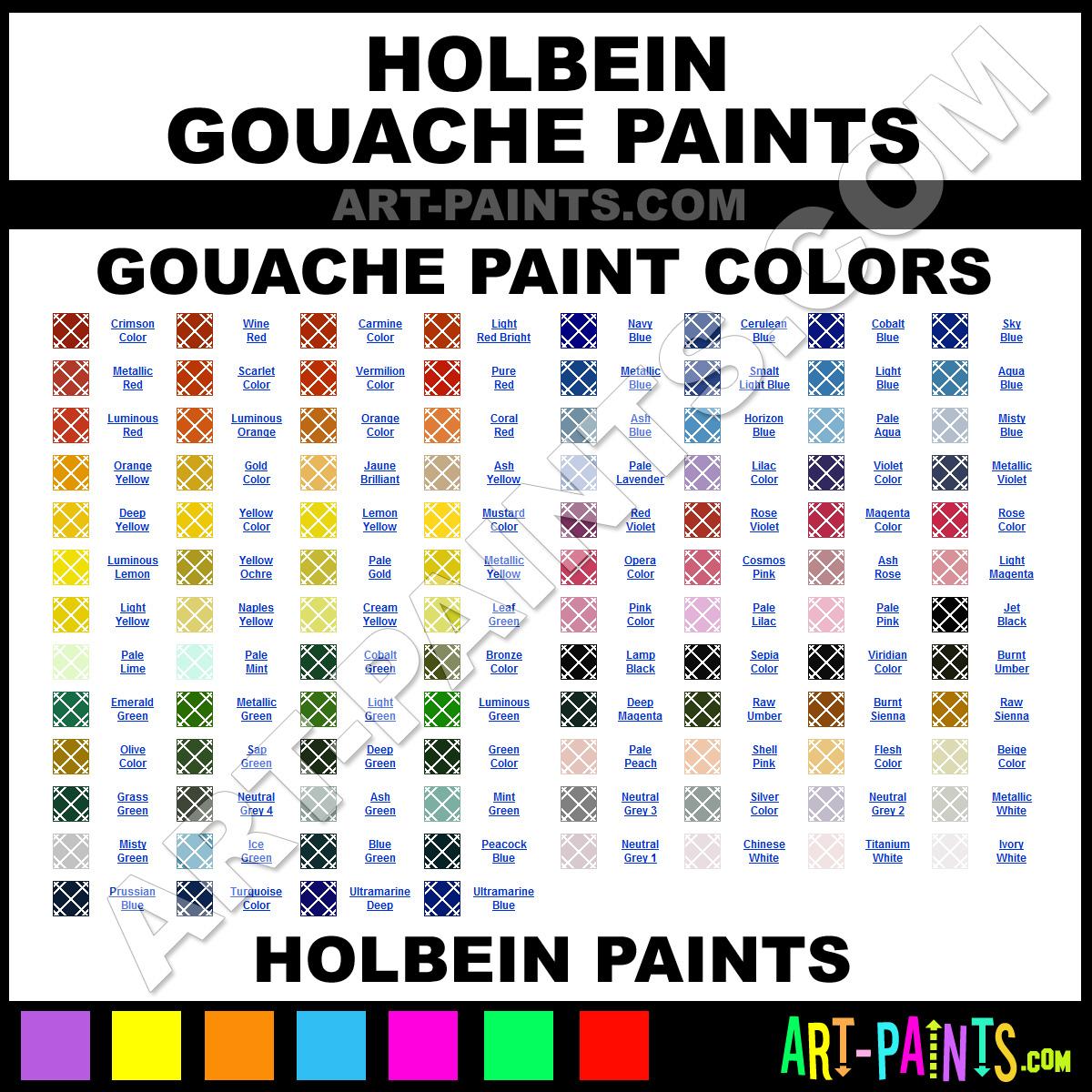 Holbein gouache paint brands holbein paint brands gouache paint holbein gouache paints holbein paints nvjuhfo Choice Image