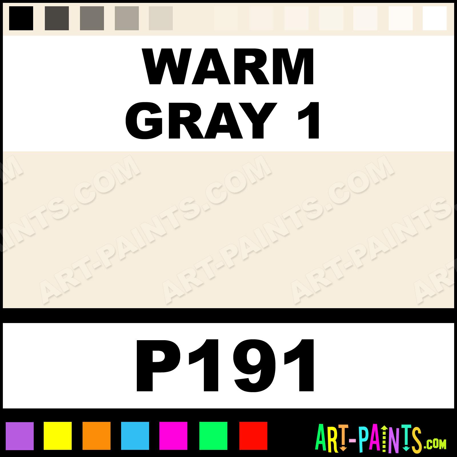 Warm Gray 1 Paint